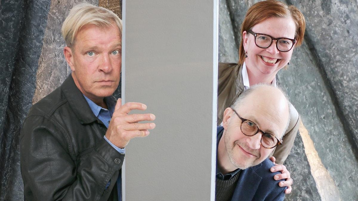 Calle Norlén, Maja Aase och Per Naroskin bjuder på veckans spaningar ...