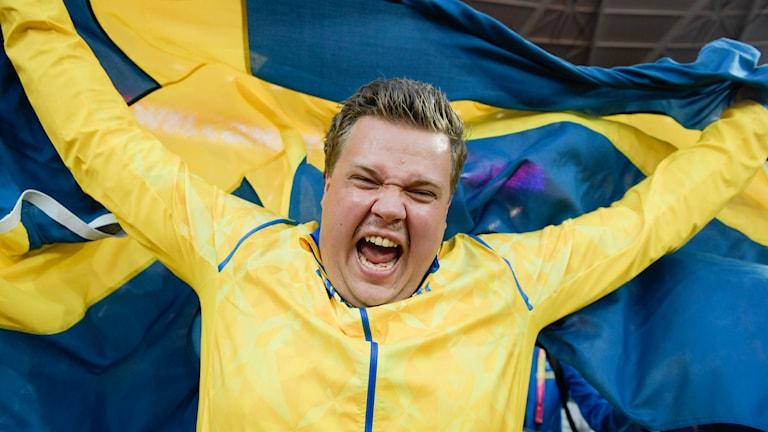 Radiosportens bästa inslag från friidrotts-EM. Ansvarig utgivare är Markus Boger.