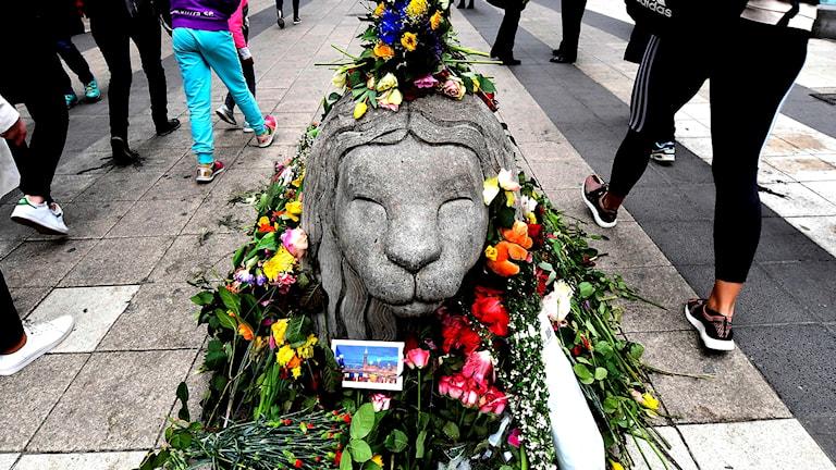 Följ rättegången efter attentatet på Drottninggatan, 7 april 2017.