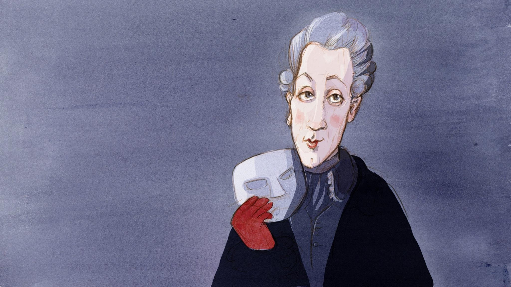 Gustav III – teaterkungen som blev skjuten på sin egen bal