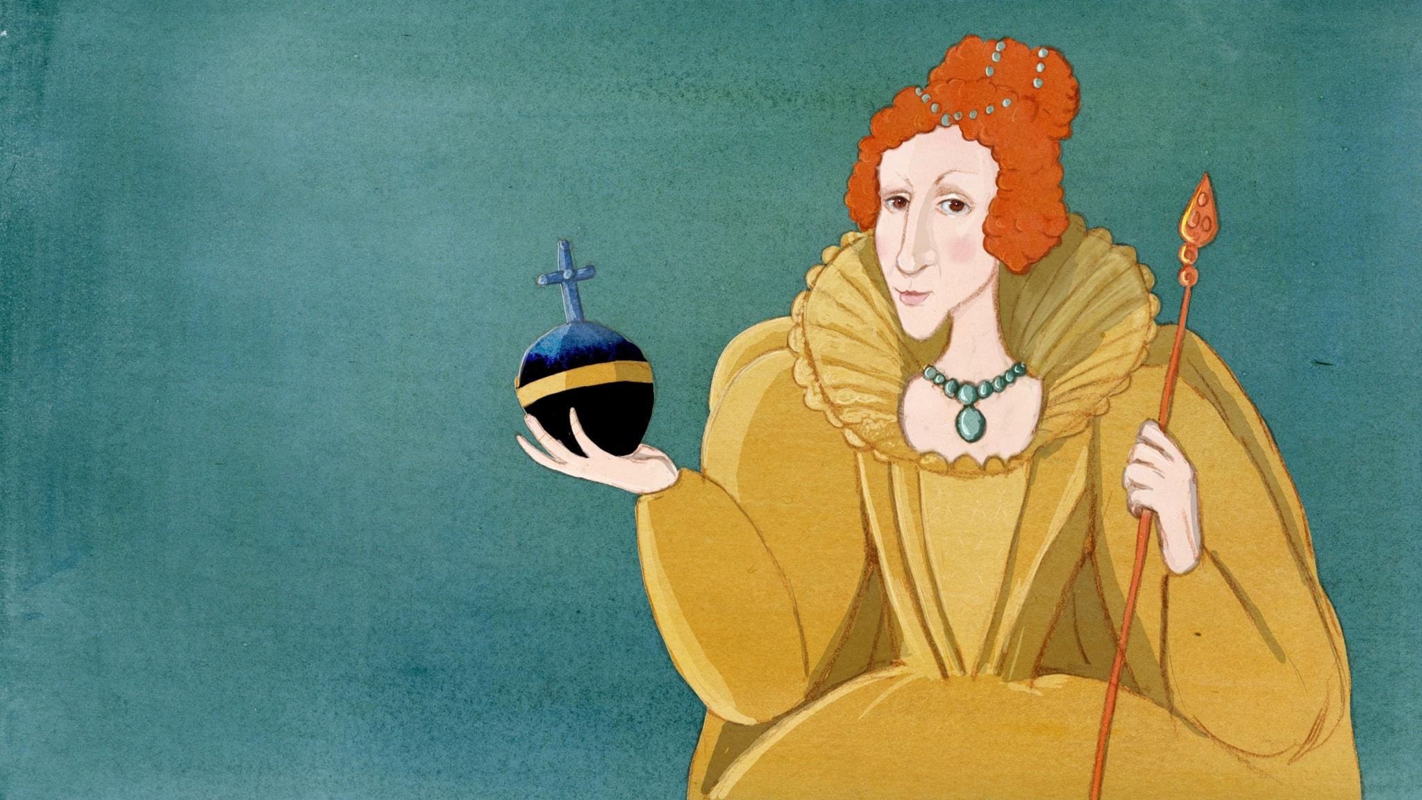 Elisabet I –  Englands starka drottning som vägrade gifta sig