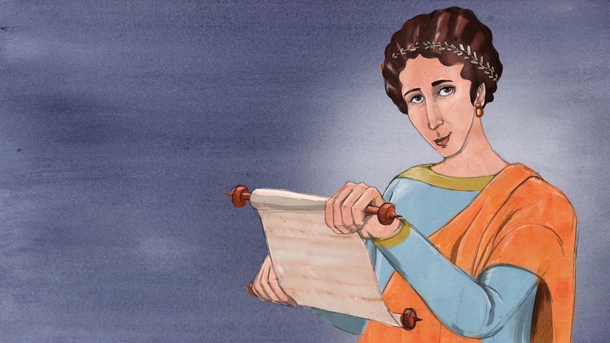 Hypatia - Filosofen från Alexandria
