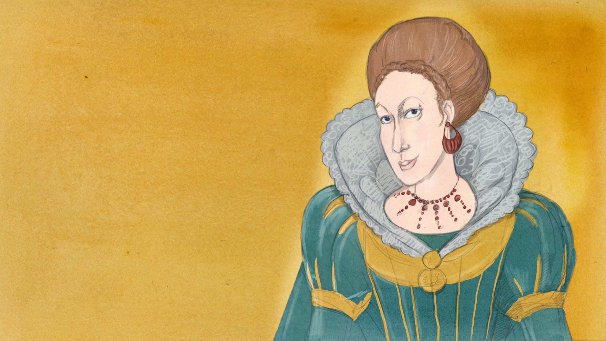 Cecilia Vasa - piraten och partyprinsessan