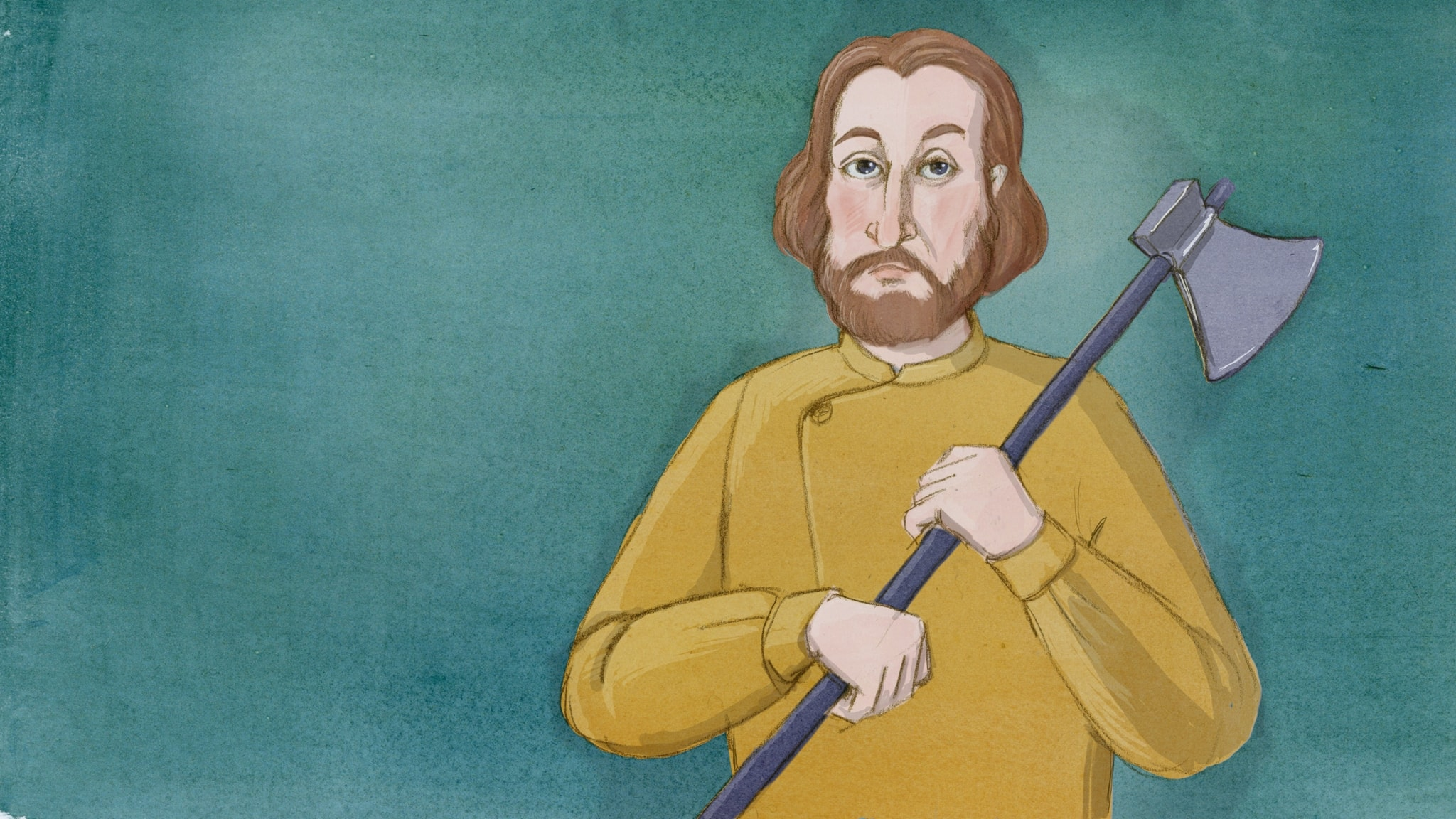 Nils Dacke – bonden som krigade mot kungen