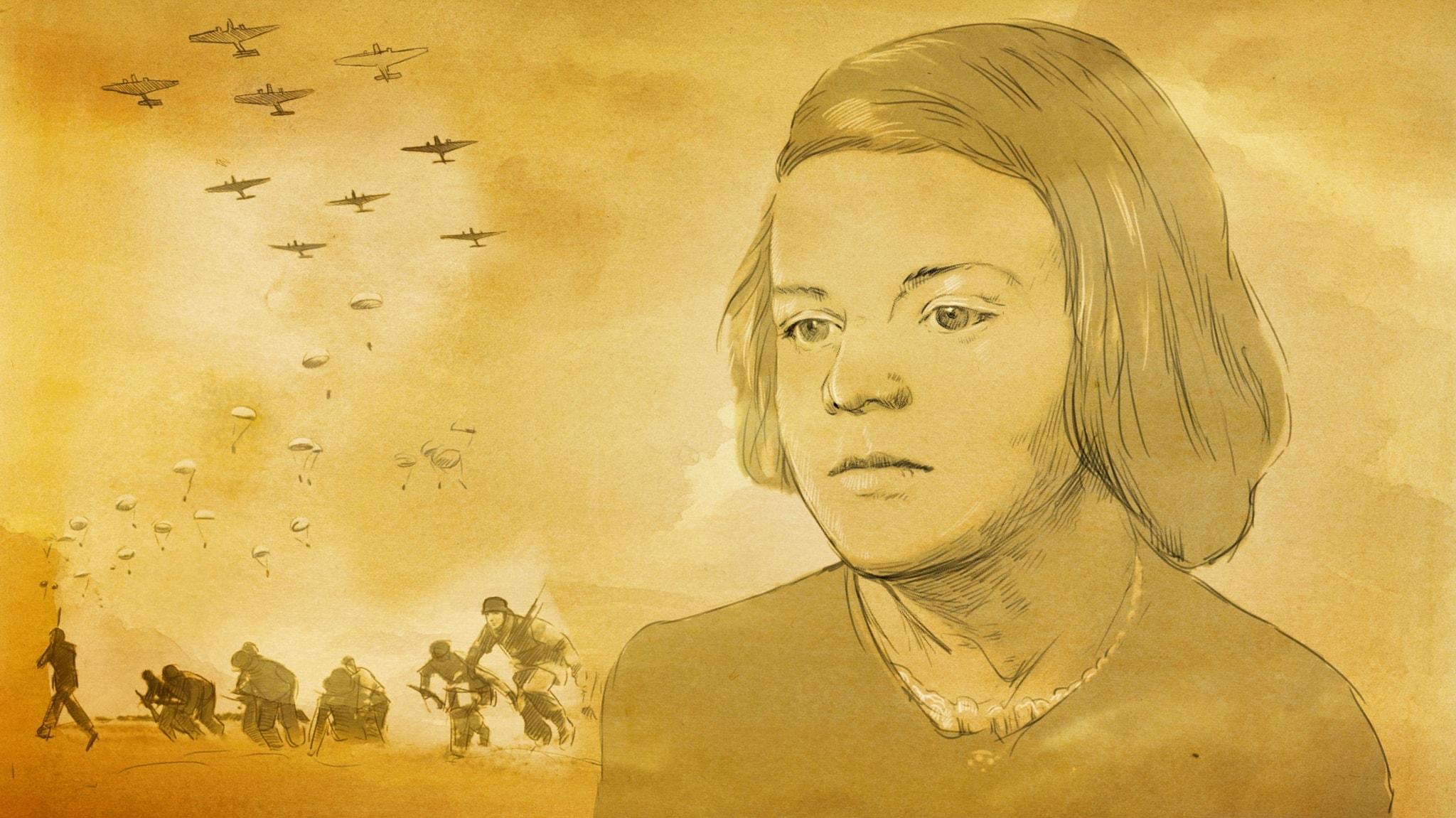 Sophie Scholl - studenten som trotsade Hitler