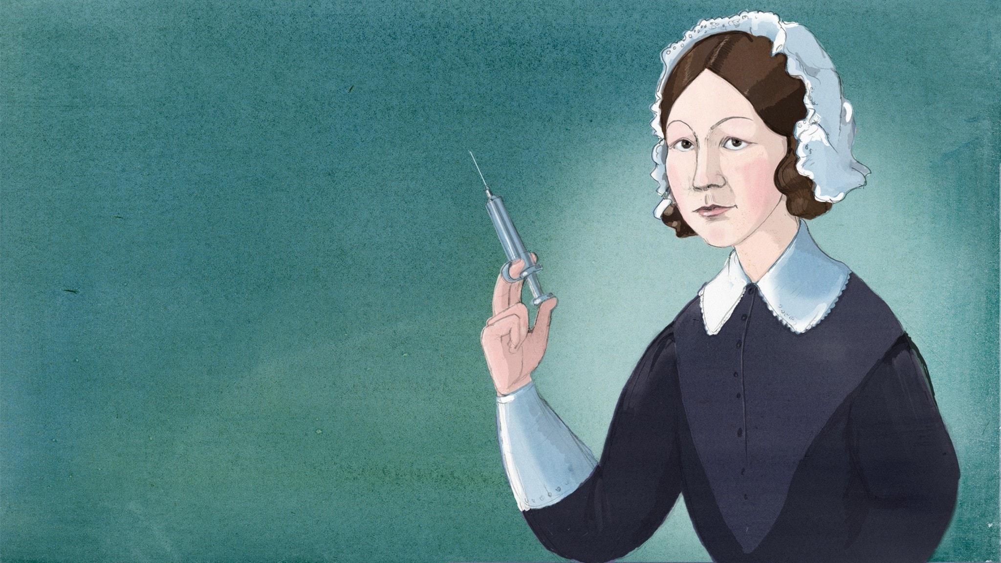 Florence Nightingale - en räddande hjälte