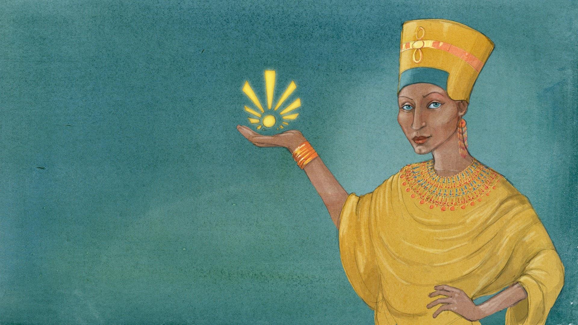 Nefertiti - den mystiska härskaren