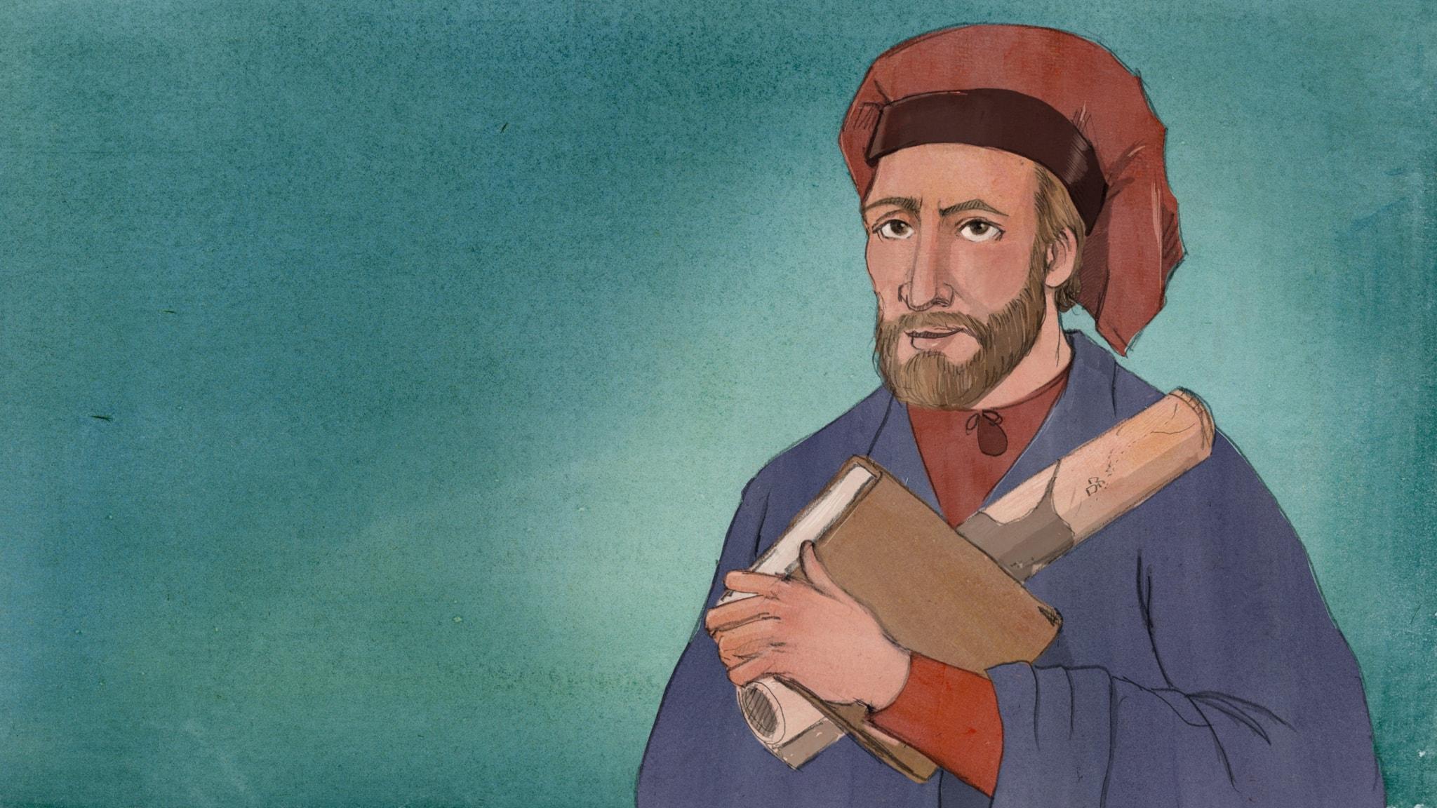 Marco Polo - Legendarisk upptäcktsresande