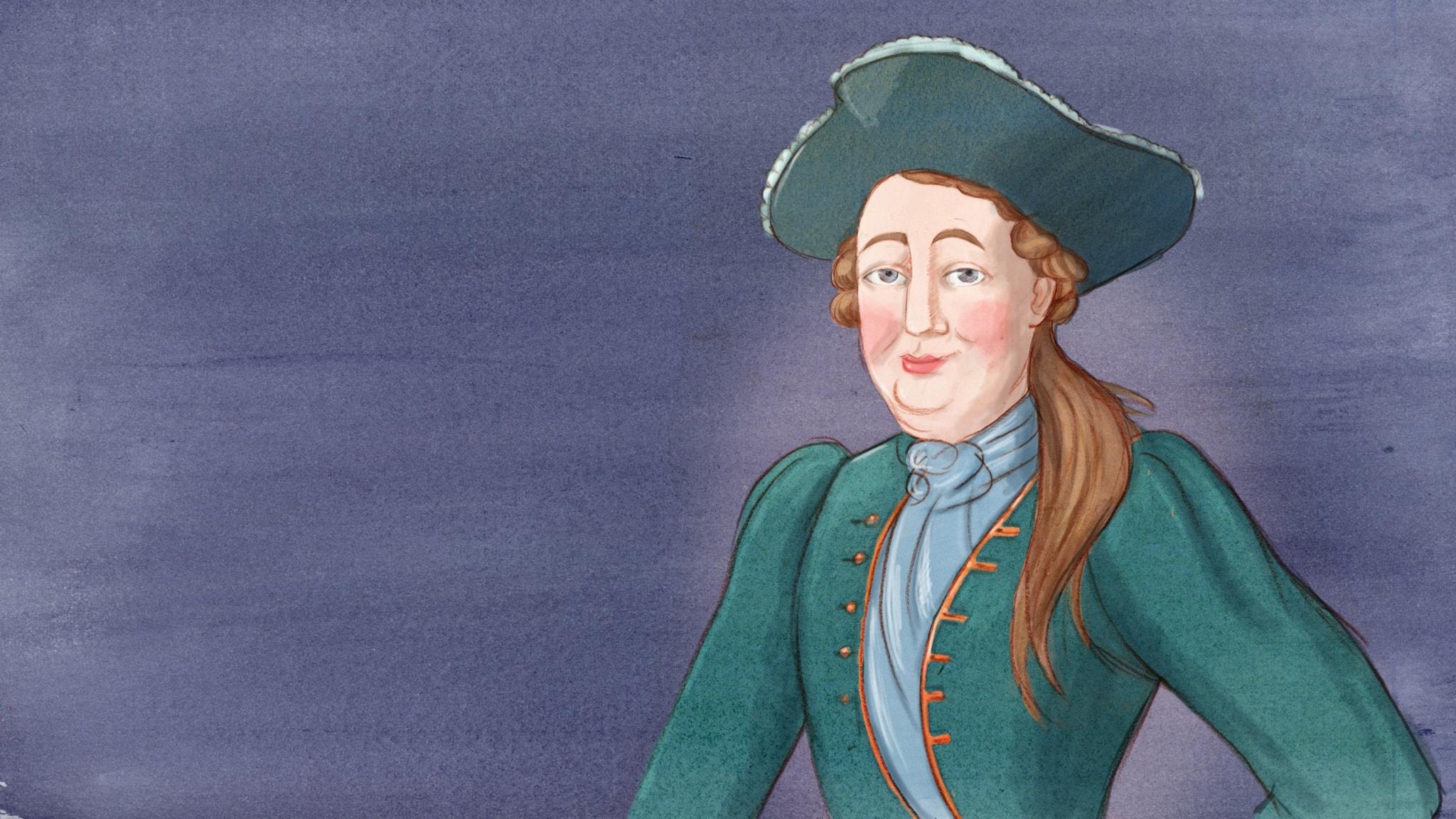 Katarina den Stora – Rysslands mäktiga kejsarinna