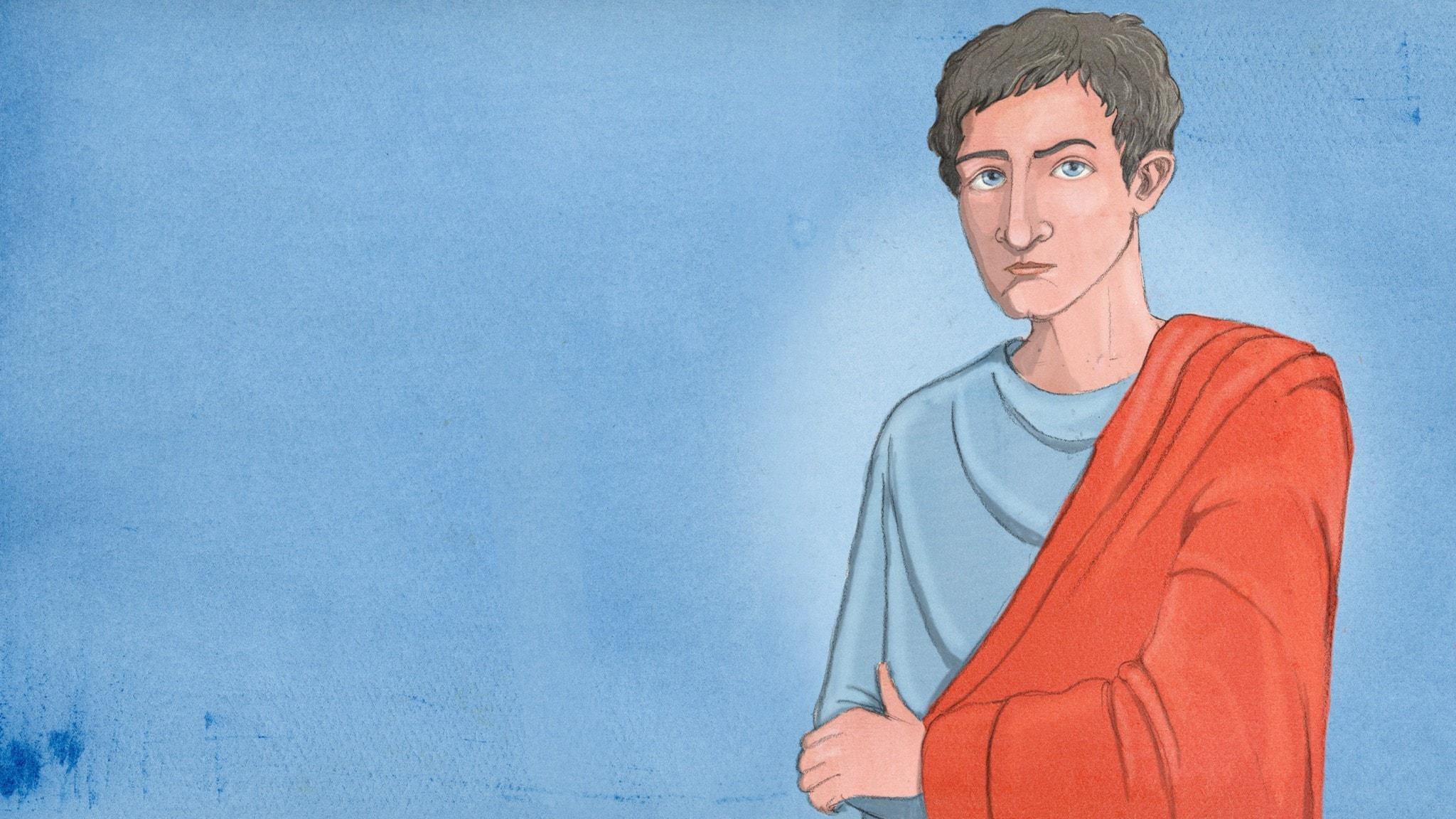 Caligula - romarnas favoritkille som blev till galen kejsare - spela
