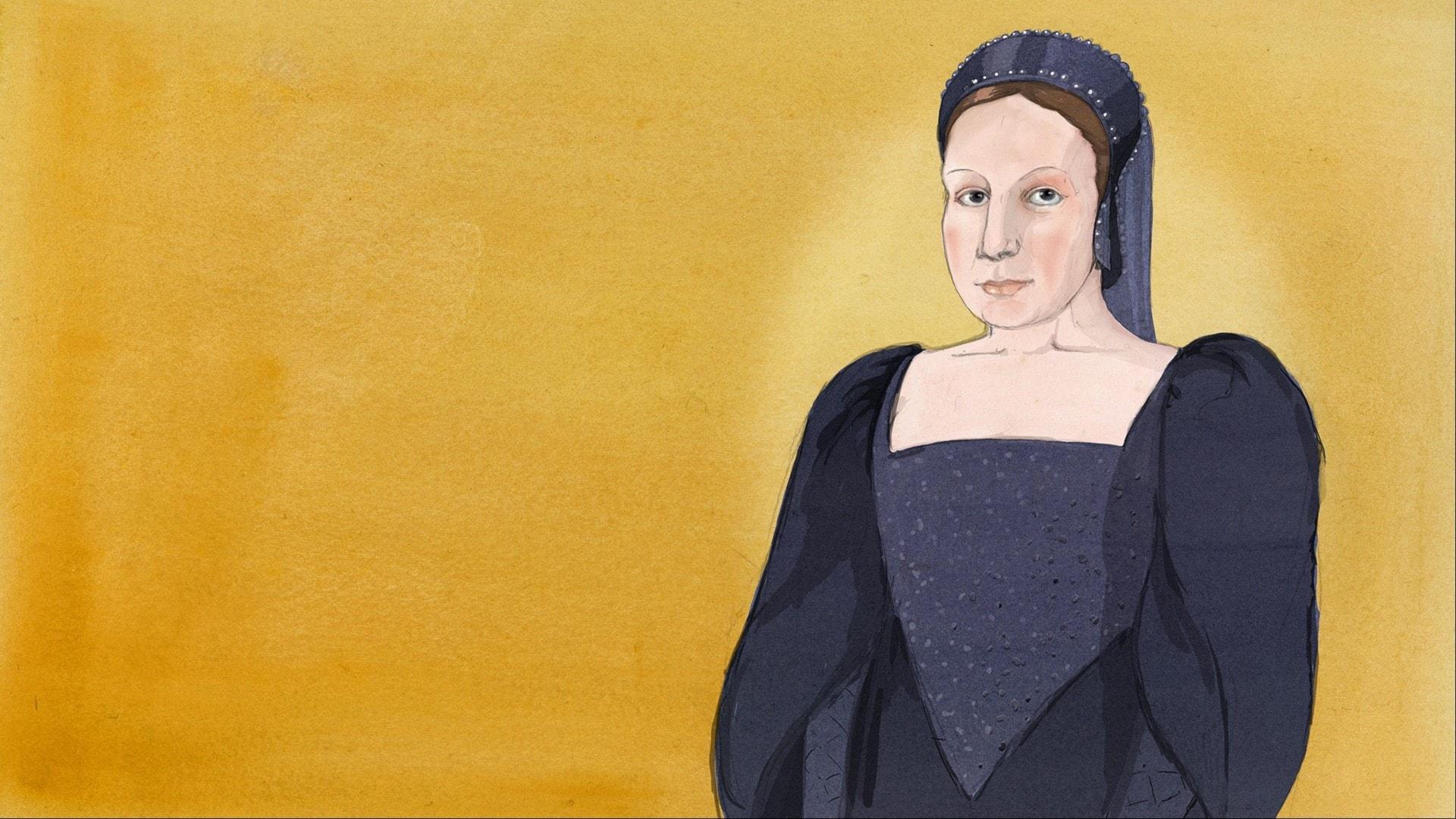 Katarina av Medici - den svarta drottningen