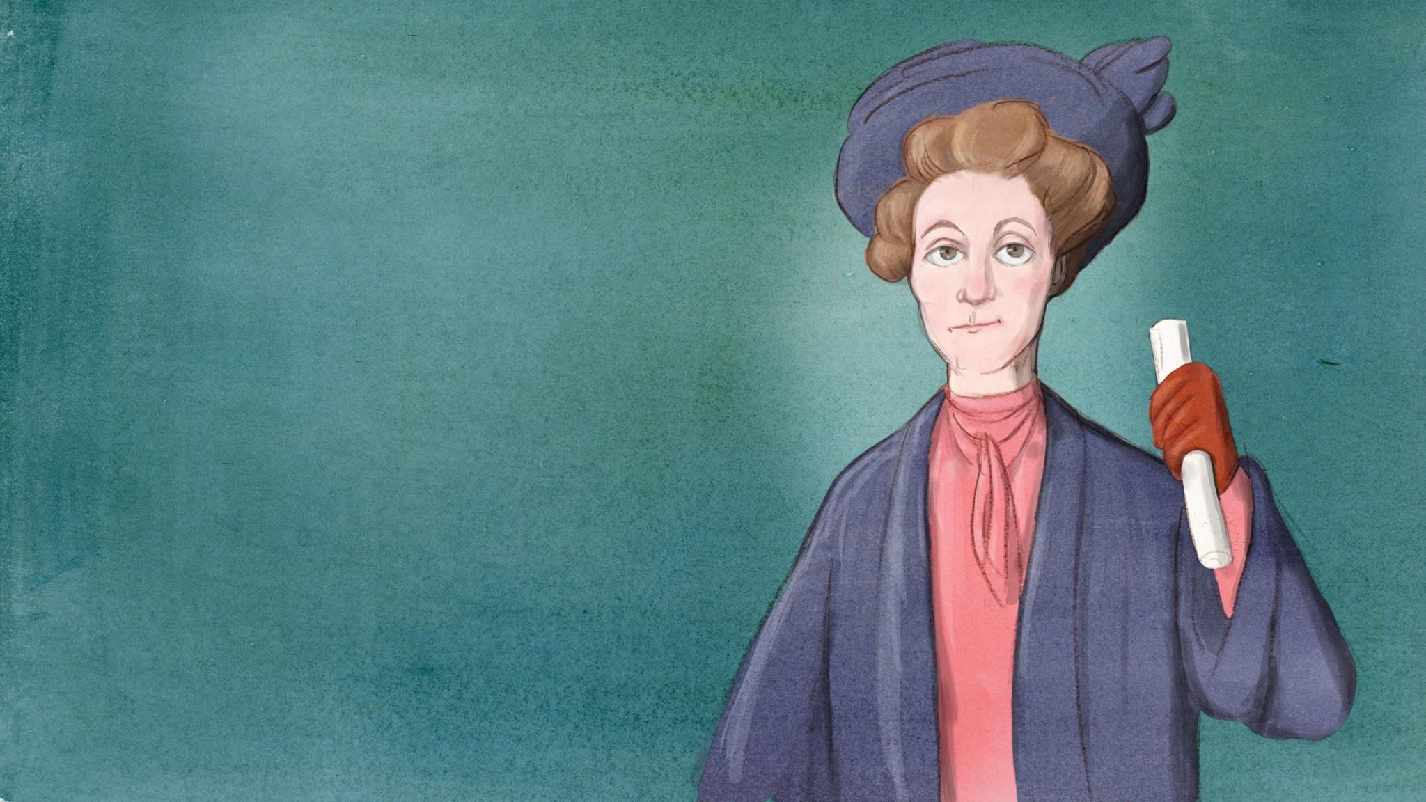Emmeline Pankhurst – Kämpade för rättvisan