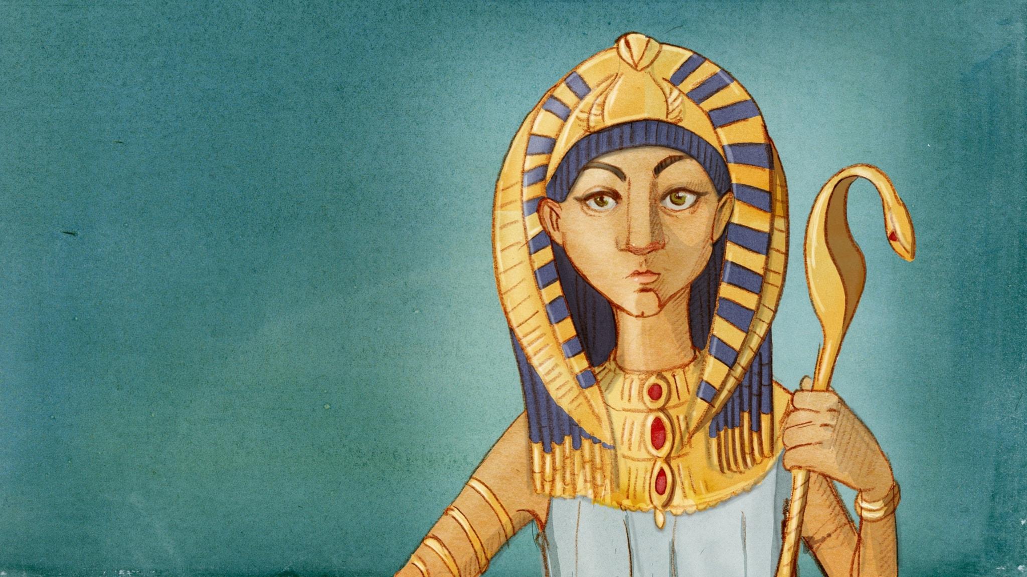 Kleopatra – legendarisk drottning med stora planer