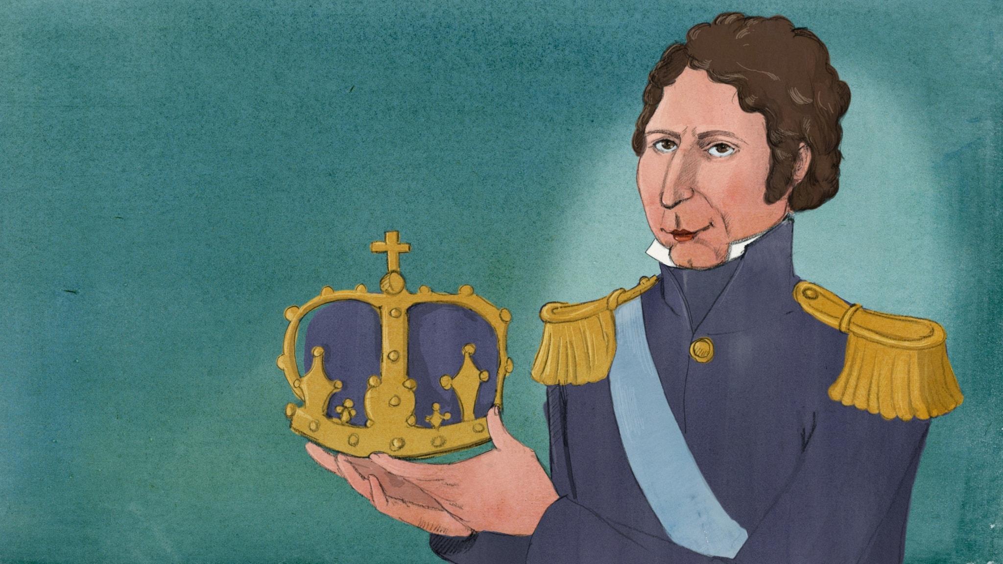 Karl XIV Johan - Kungen som gjorde en superkarriär