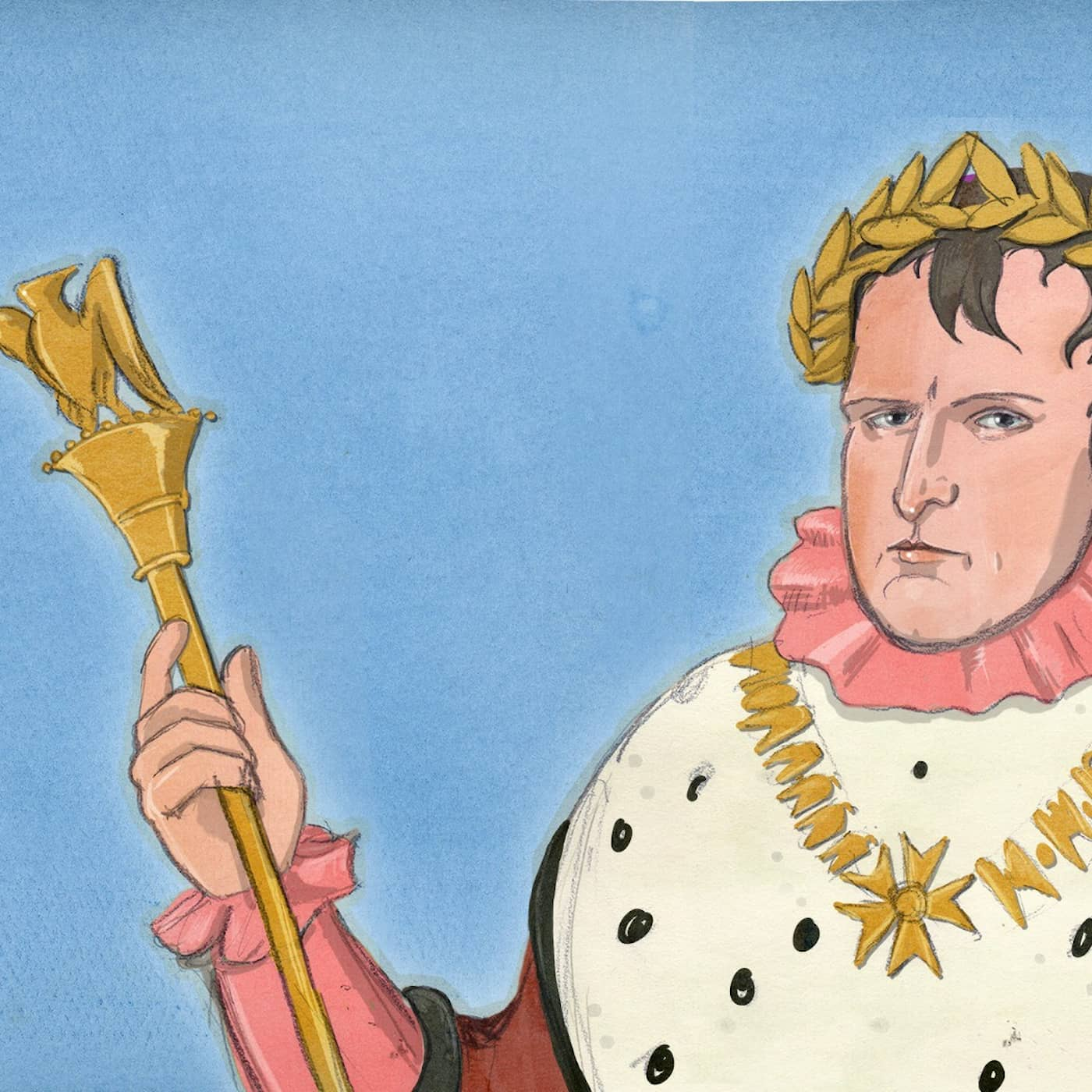 Napoleon - världens mäktigaste man som förlorade allt