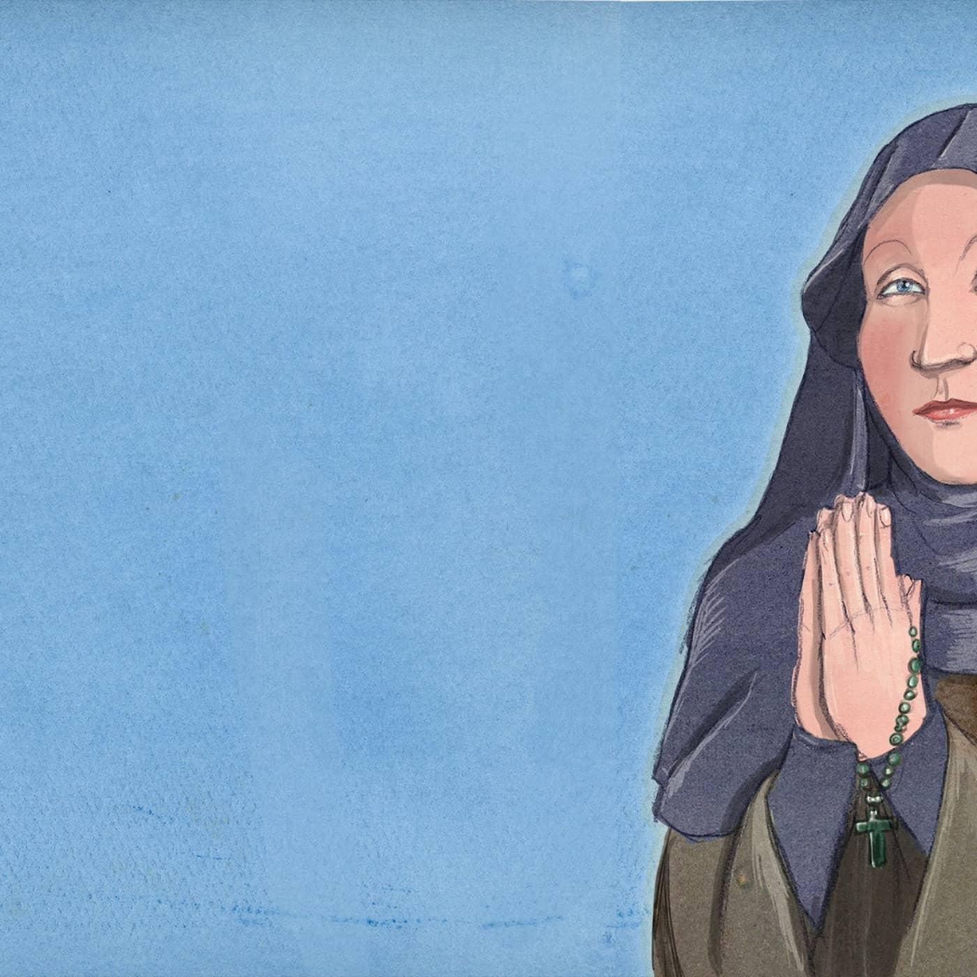 Heliga Birgitta - östgötaflickan som blev ett helgon