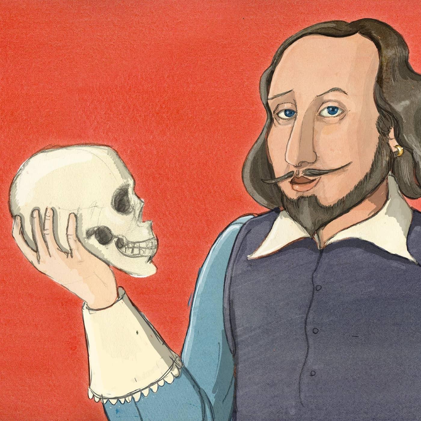 William Shakespeare - världens mest kända teaterstjärna