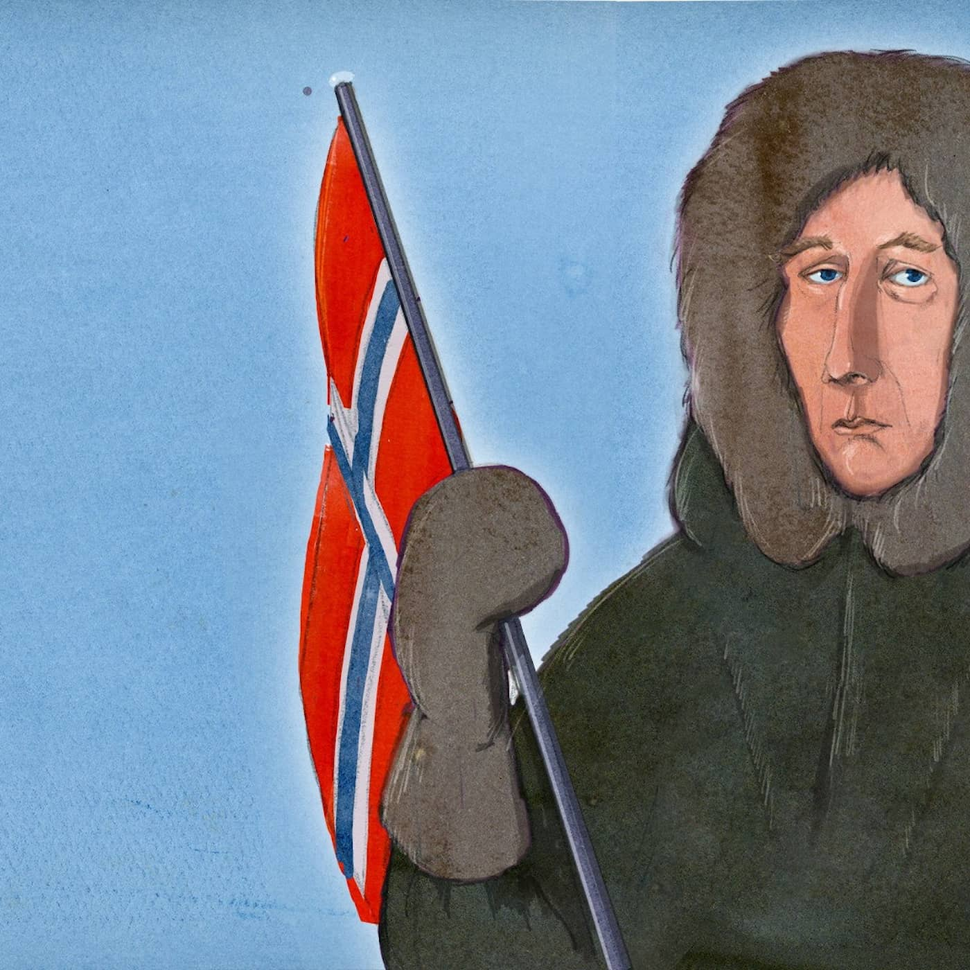 Roald Amundsen - polarforskaren som satte Norge på kartan
