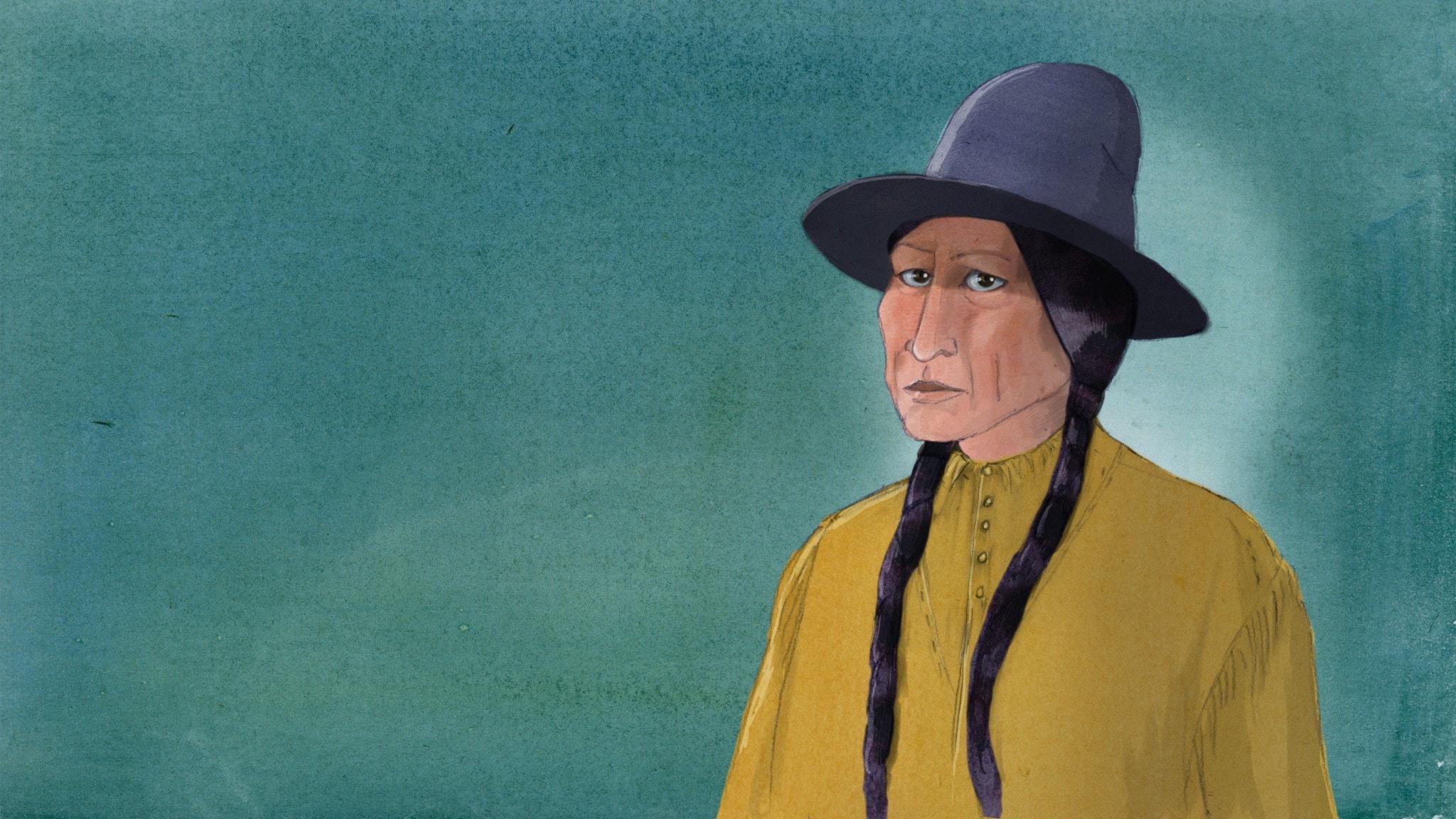 Sitting Bull - hövdingen som vägrade ge upp