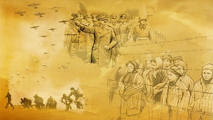 Avsnittsbild för Historierummet om Andra världskriget. Bild: Charlotte Heyman/SR SR.Web.CssMapping.CssClass