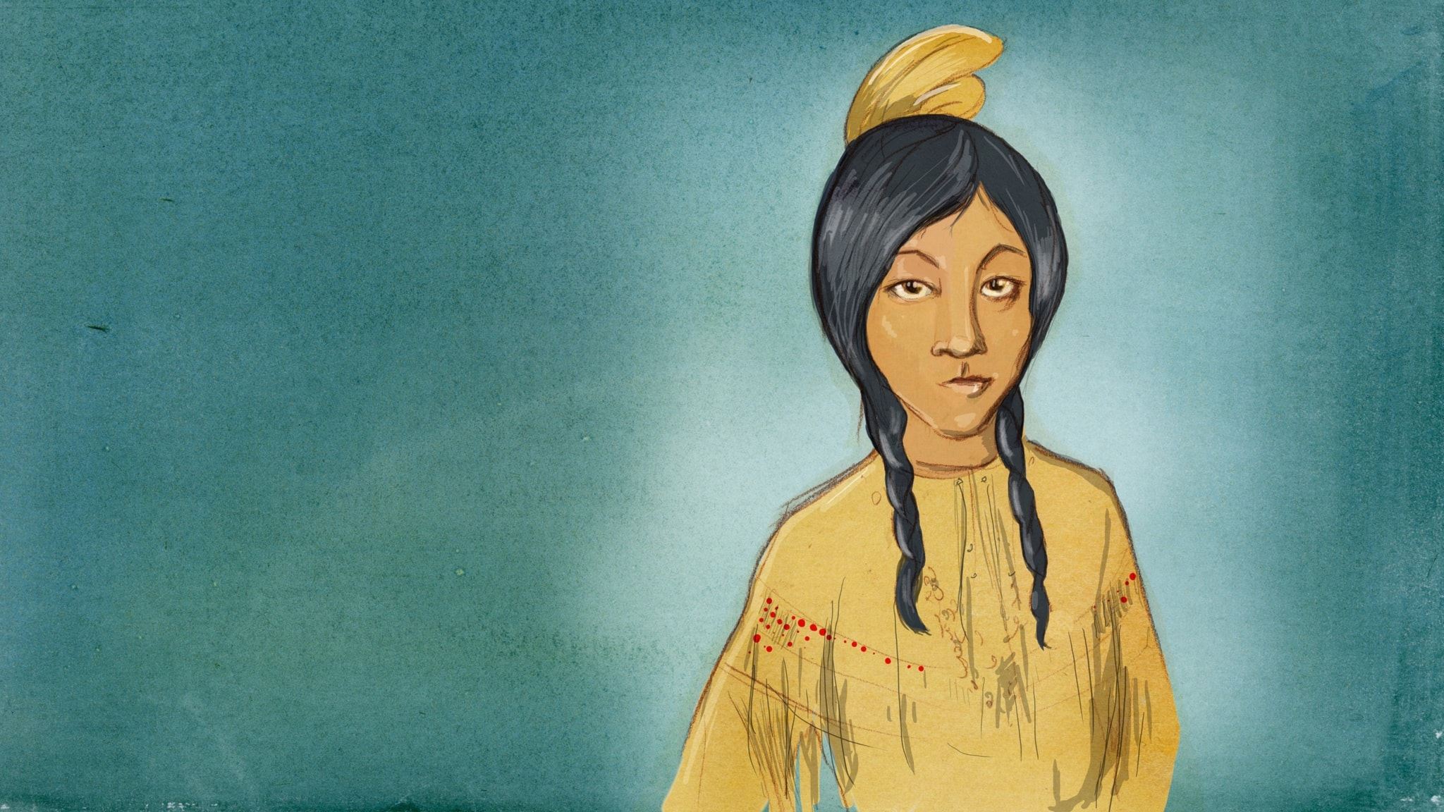 Pocahontas – flickan bakom legenden