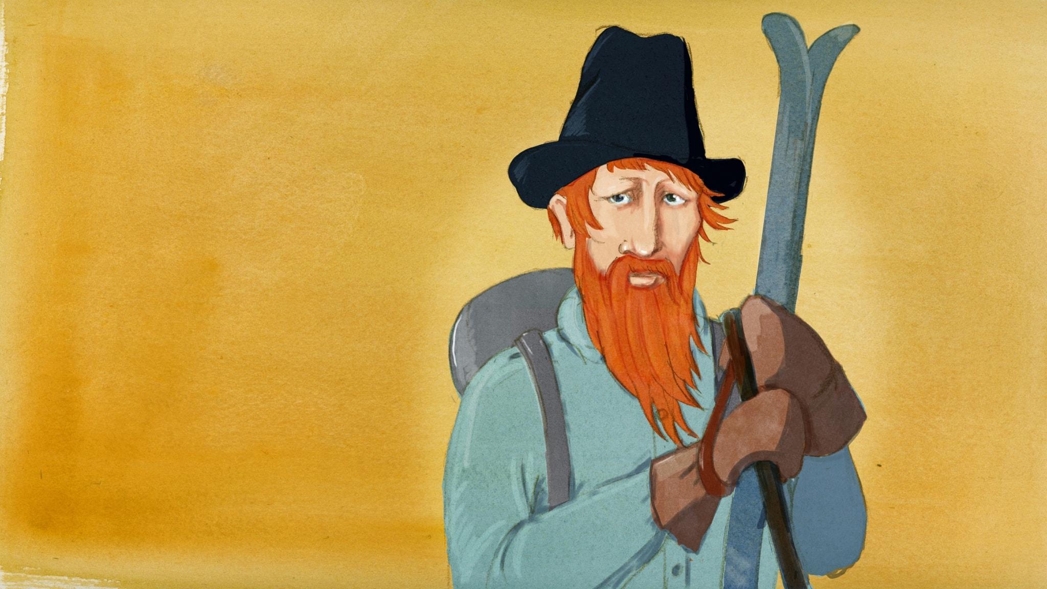Gustav Vasa – skidor, skägg och tyranni