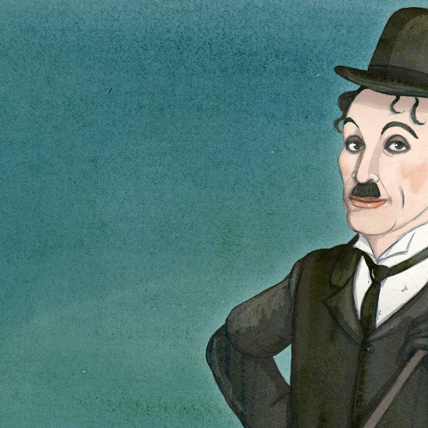 Charlie Chaplin - mannen som fick hela världen att skratta