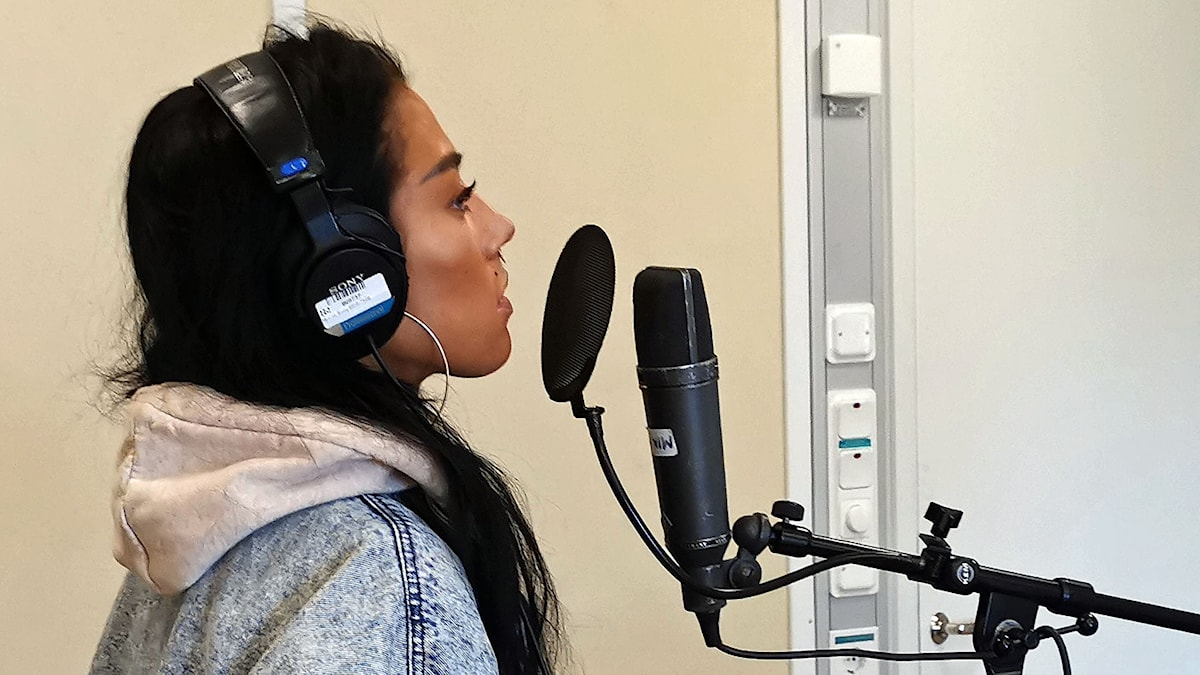 Maxida Märak är premiärgäst i Sameradion LIVE