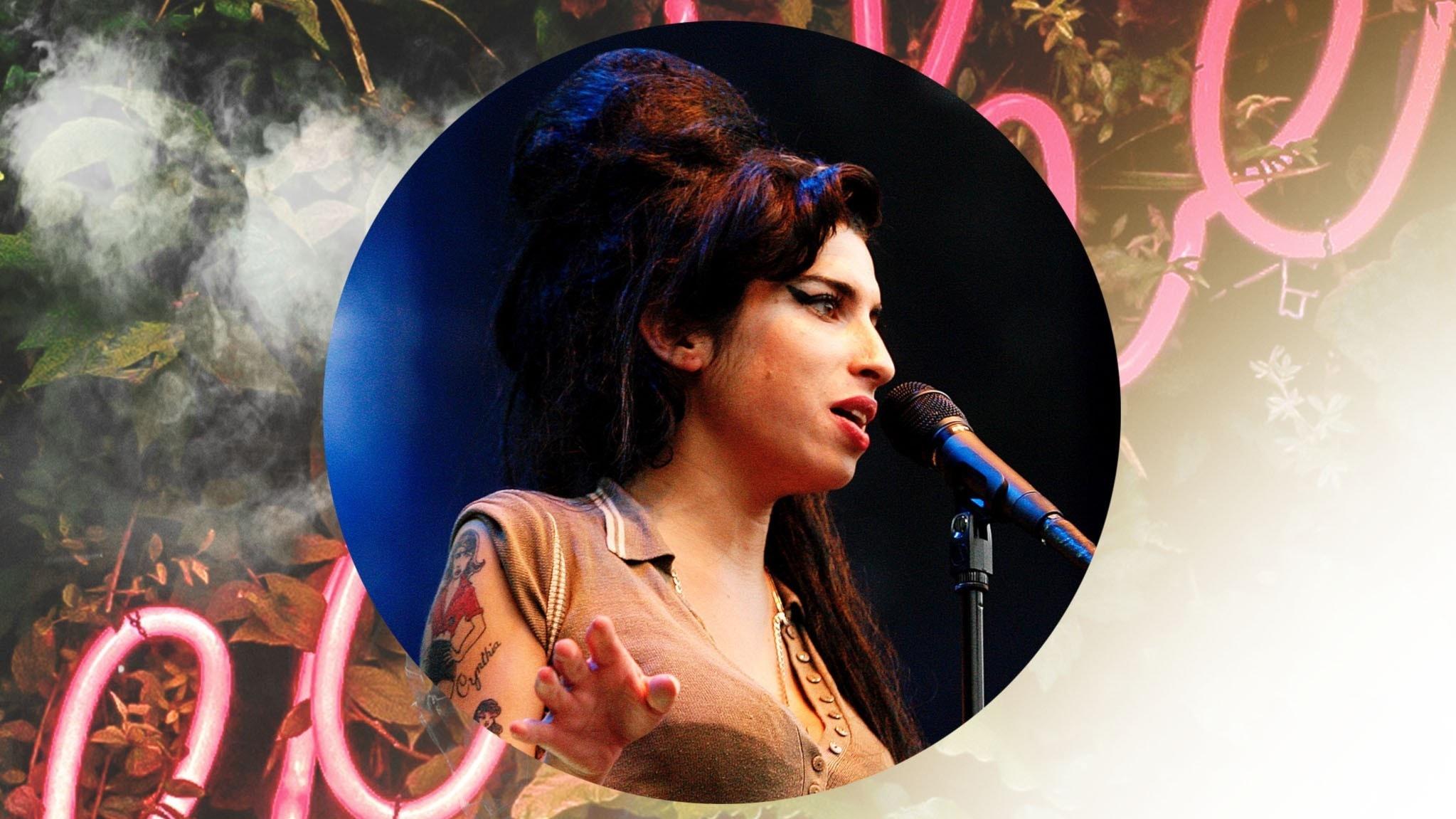 Amy Winehouse – Tillbaka till mörkret