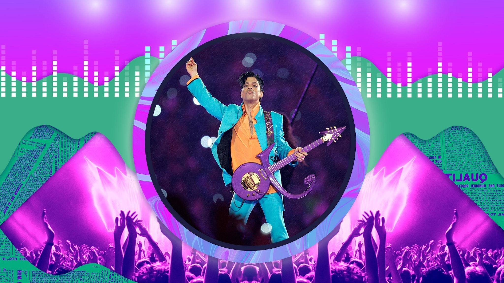 Prince - den mytomspunne perfektionisten