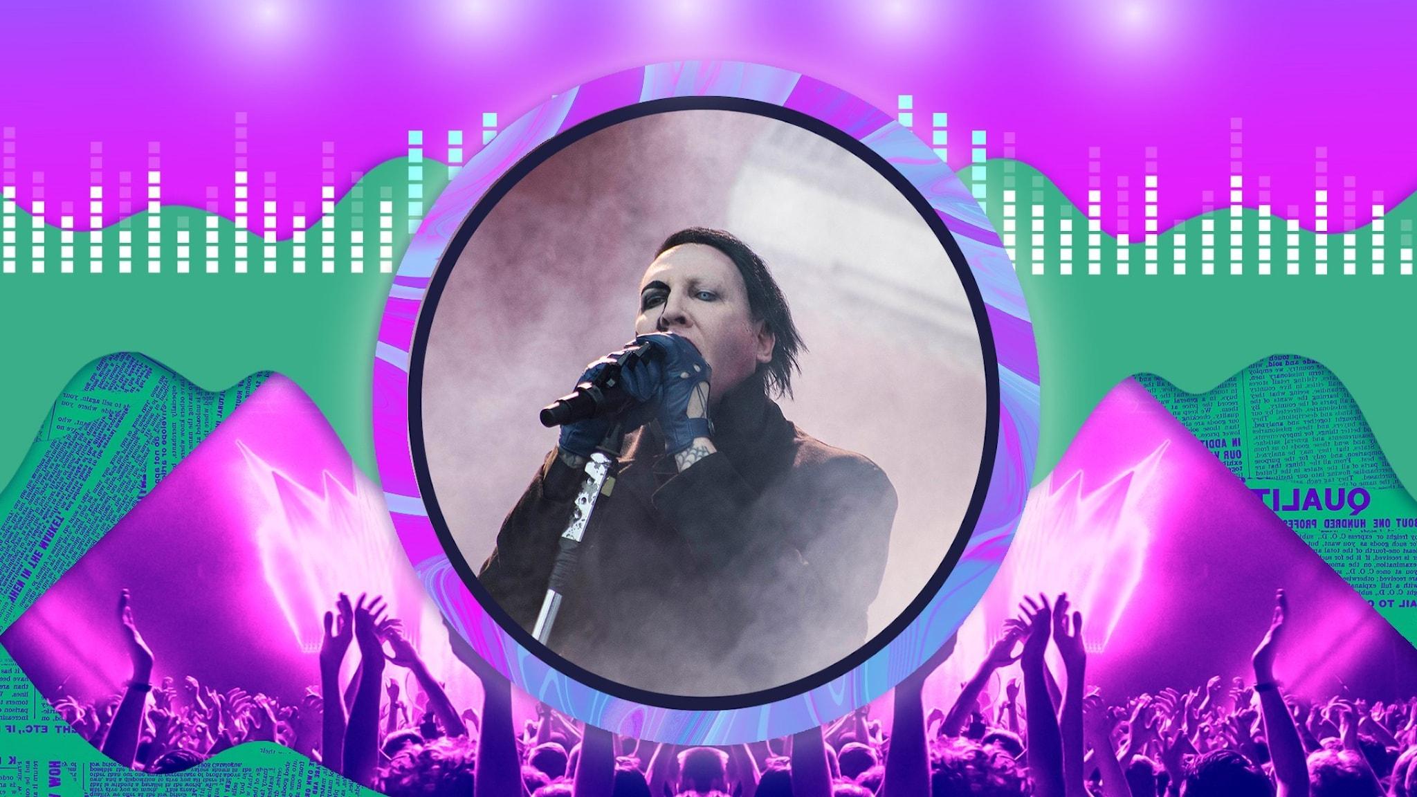 P3 Musikdokumentär om Marilyn Manson