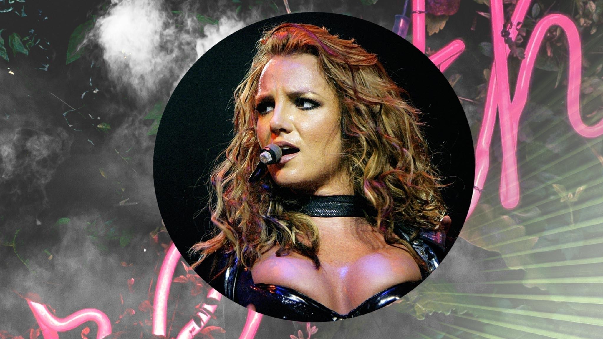 Britney Spears – Född, korsfäst och återuppstånden