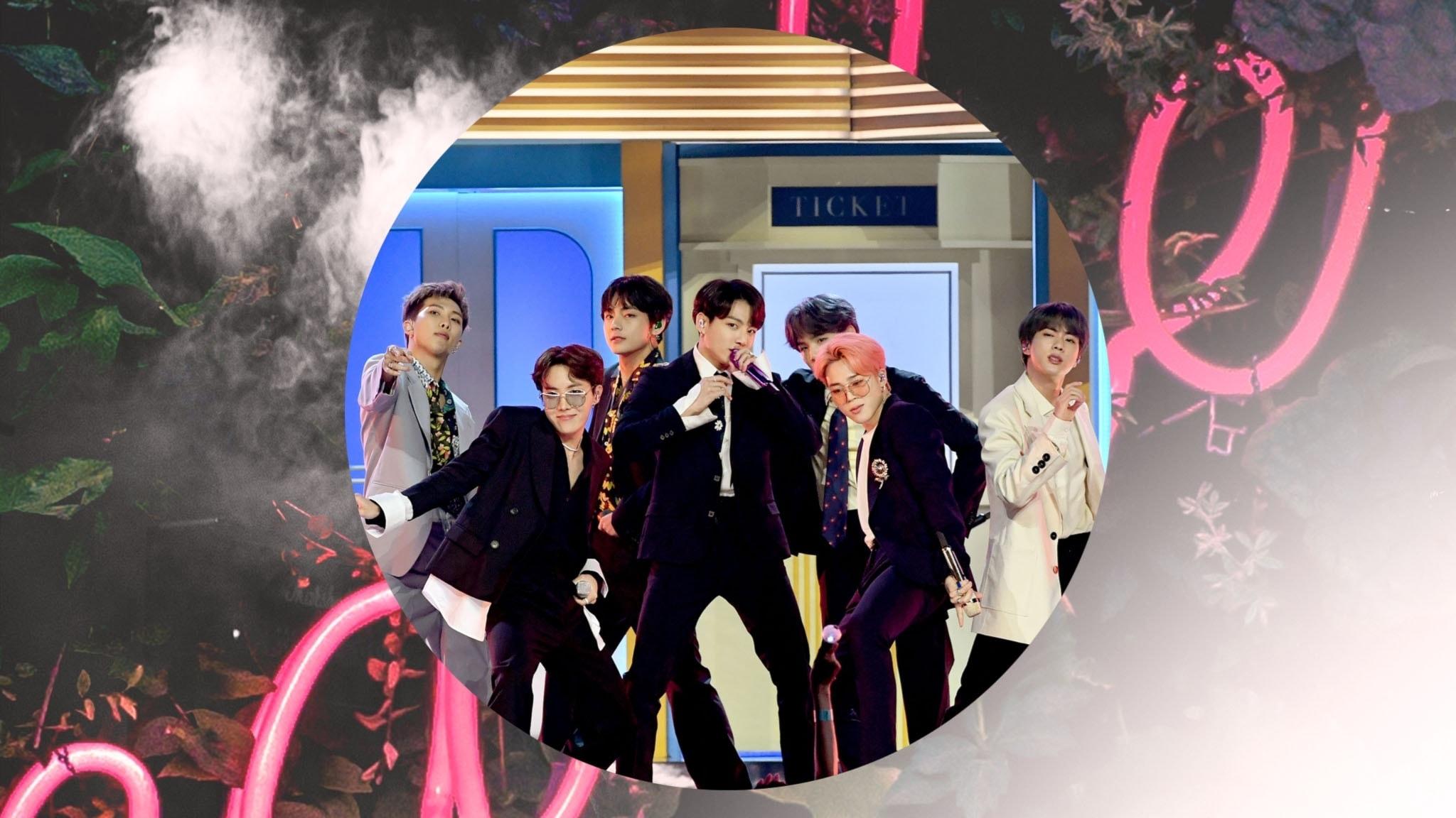 BTS – Det skottsäkra bandet från Öst