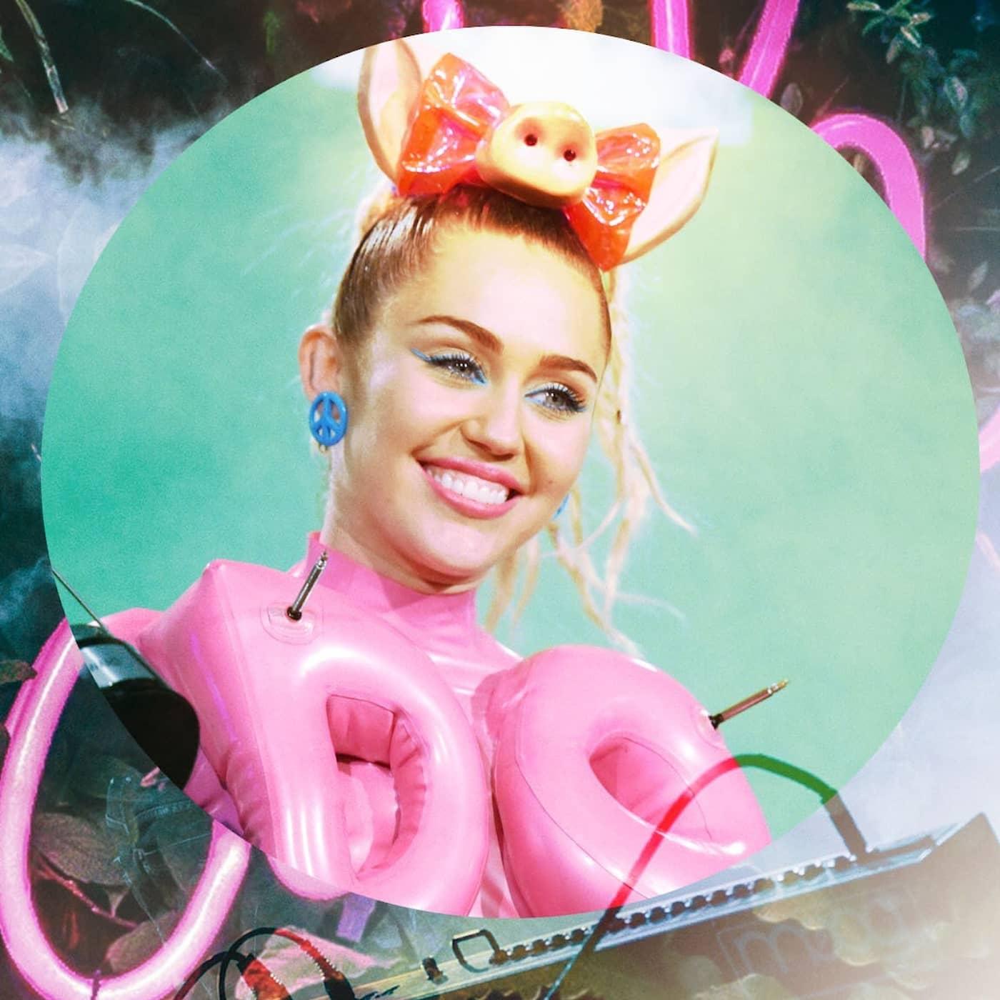 Miley Cyrus – Konsten att begrava en barnstjärna