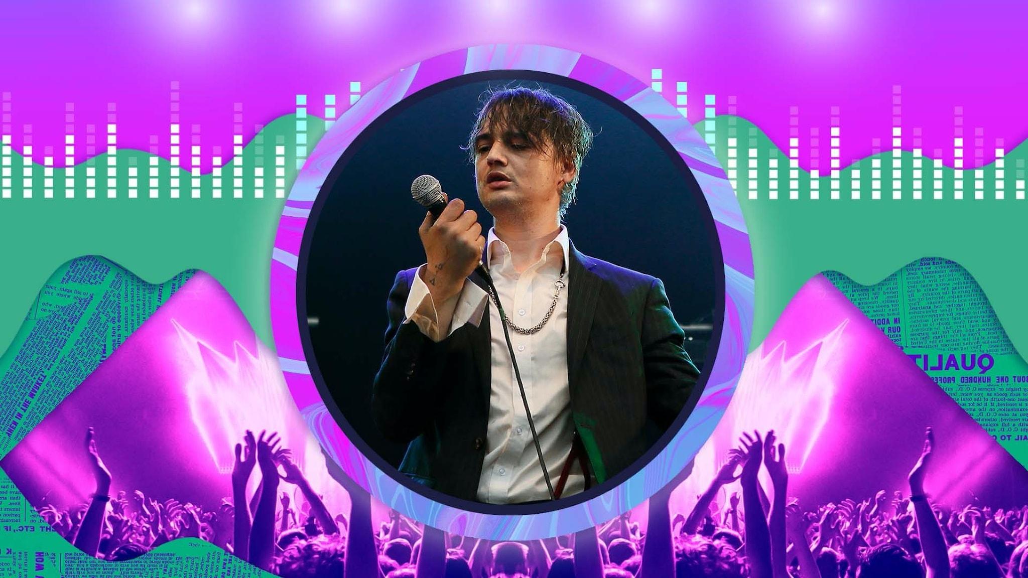 P3 Musikdokumentär om Pete Doherty - poeten, missbruket och The Libertines