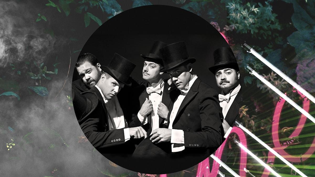 Historien om hur fem killar från Fagersta blev ett av världens bästa live-band.