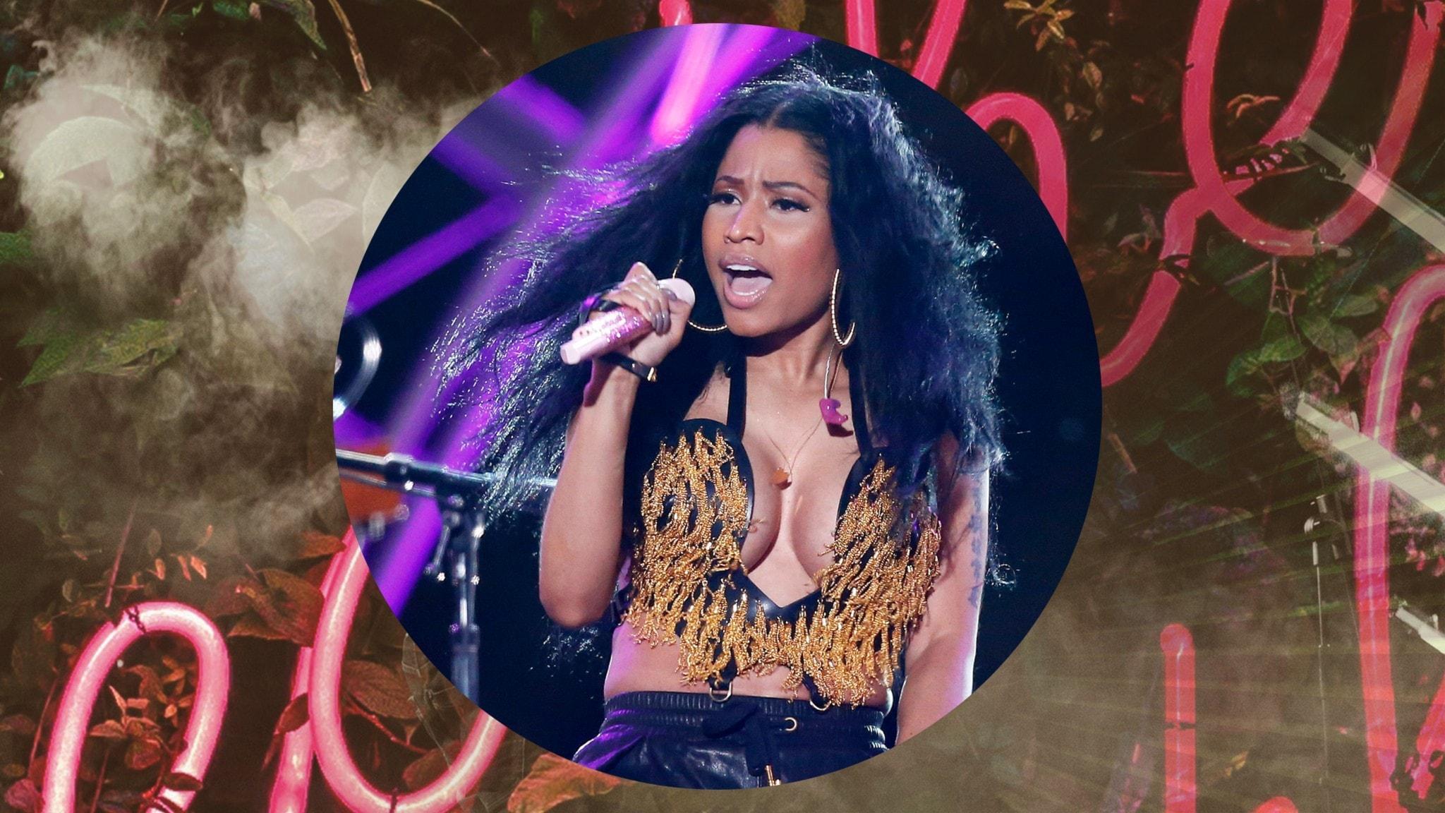 Nicki Minaj - Älskad, hatad, alltid omtalad. - spela