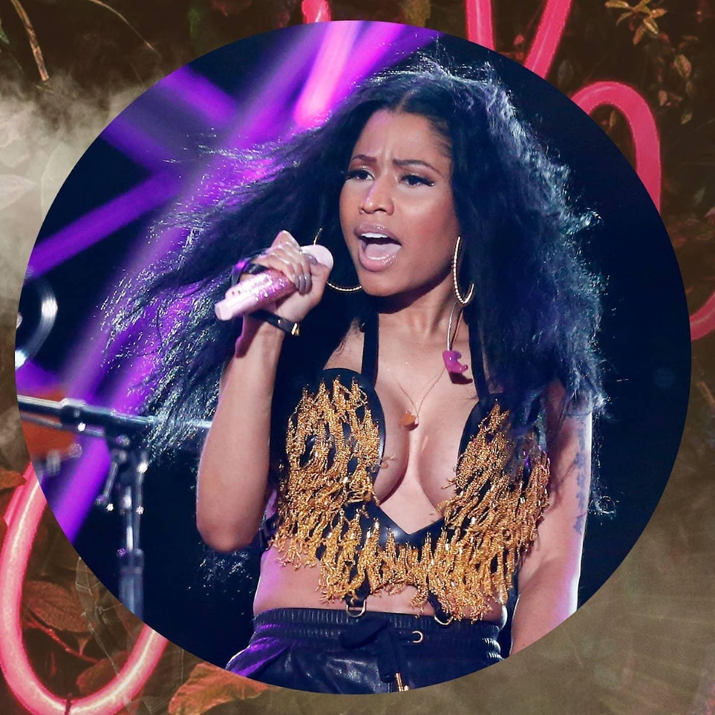 Nicki Minaj - Älskad, hatad, alltid omtalad.