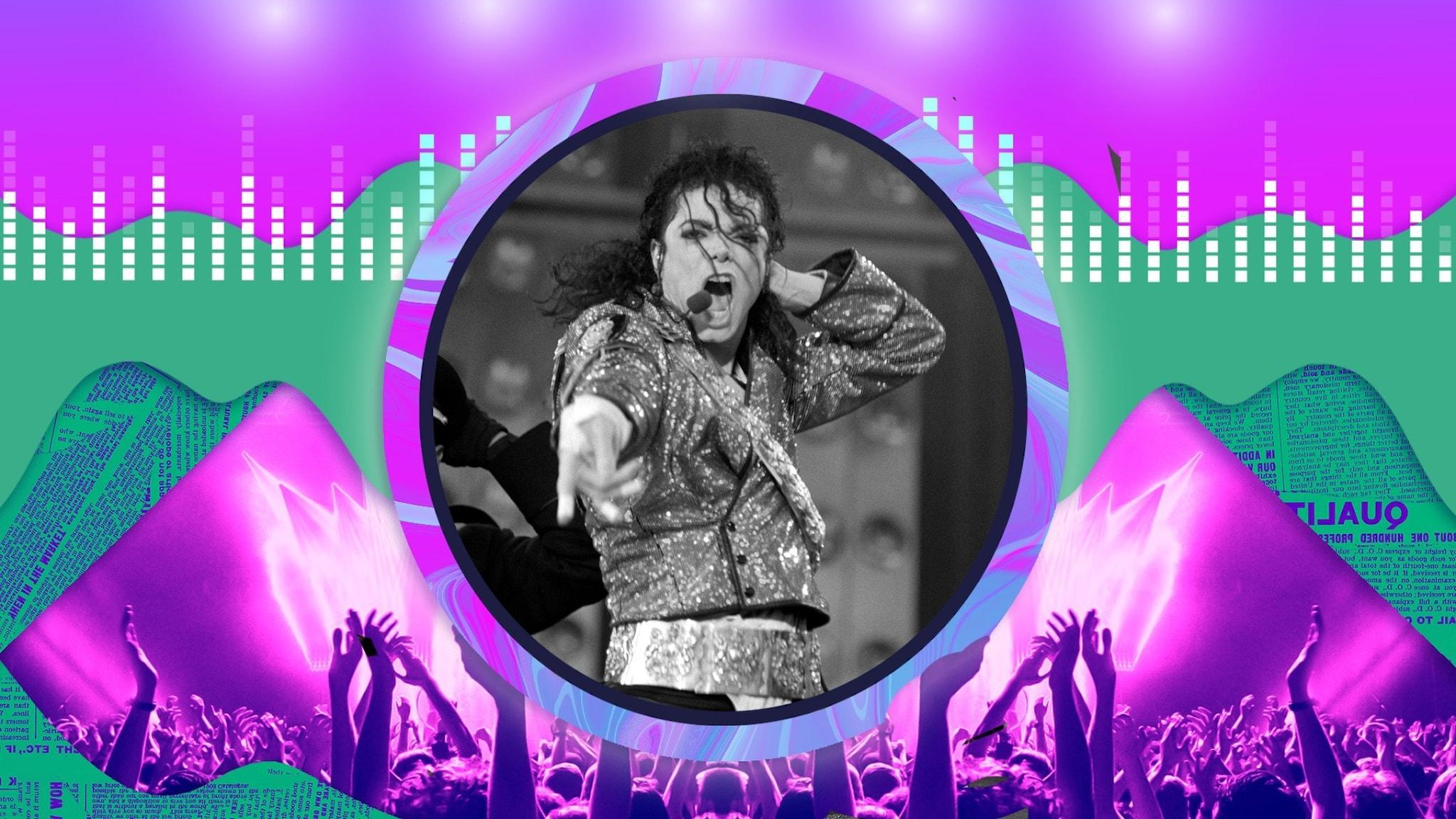 Michael Jackson - kungen av pop