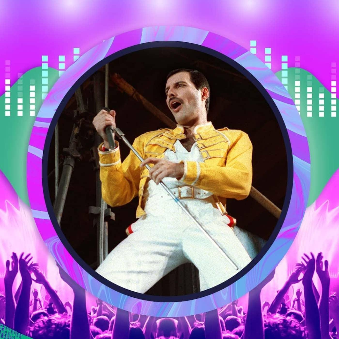 Freddie Mercury - mannen, musiken, myten