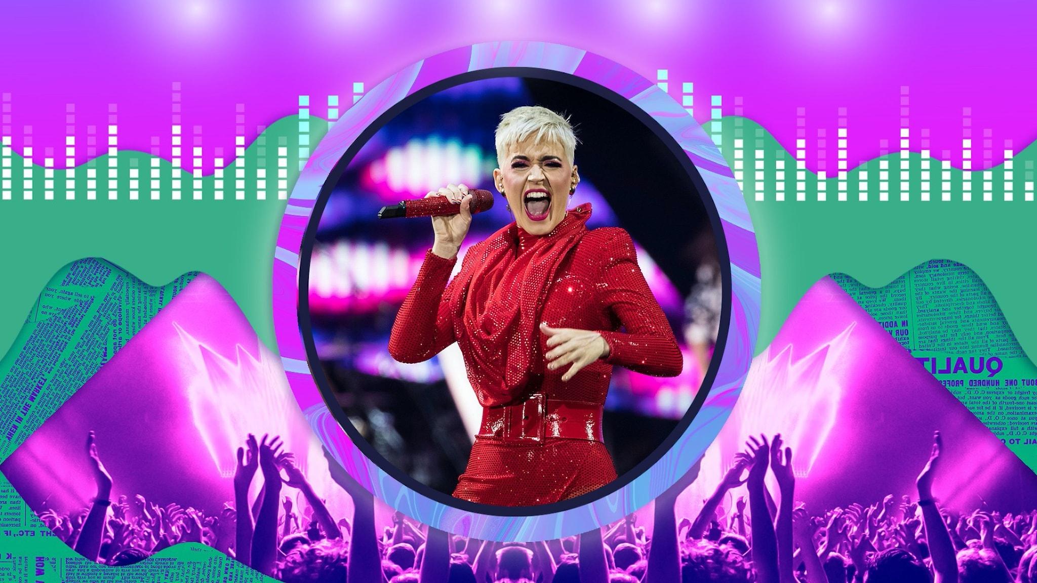 Katy Perry - den långa tonårsrevolten