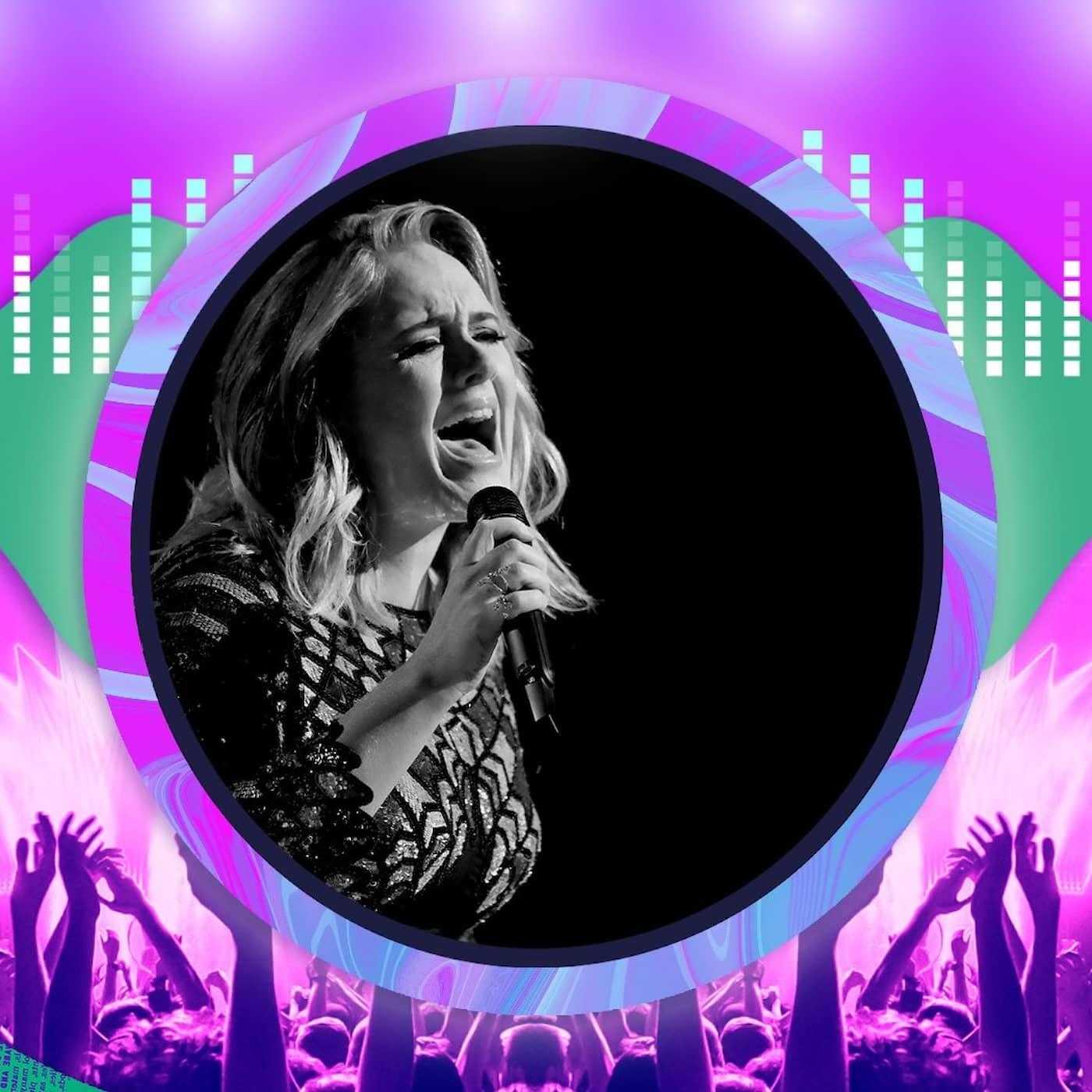 Adele – med rösten som vapen