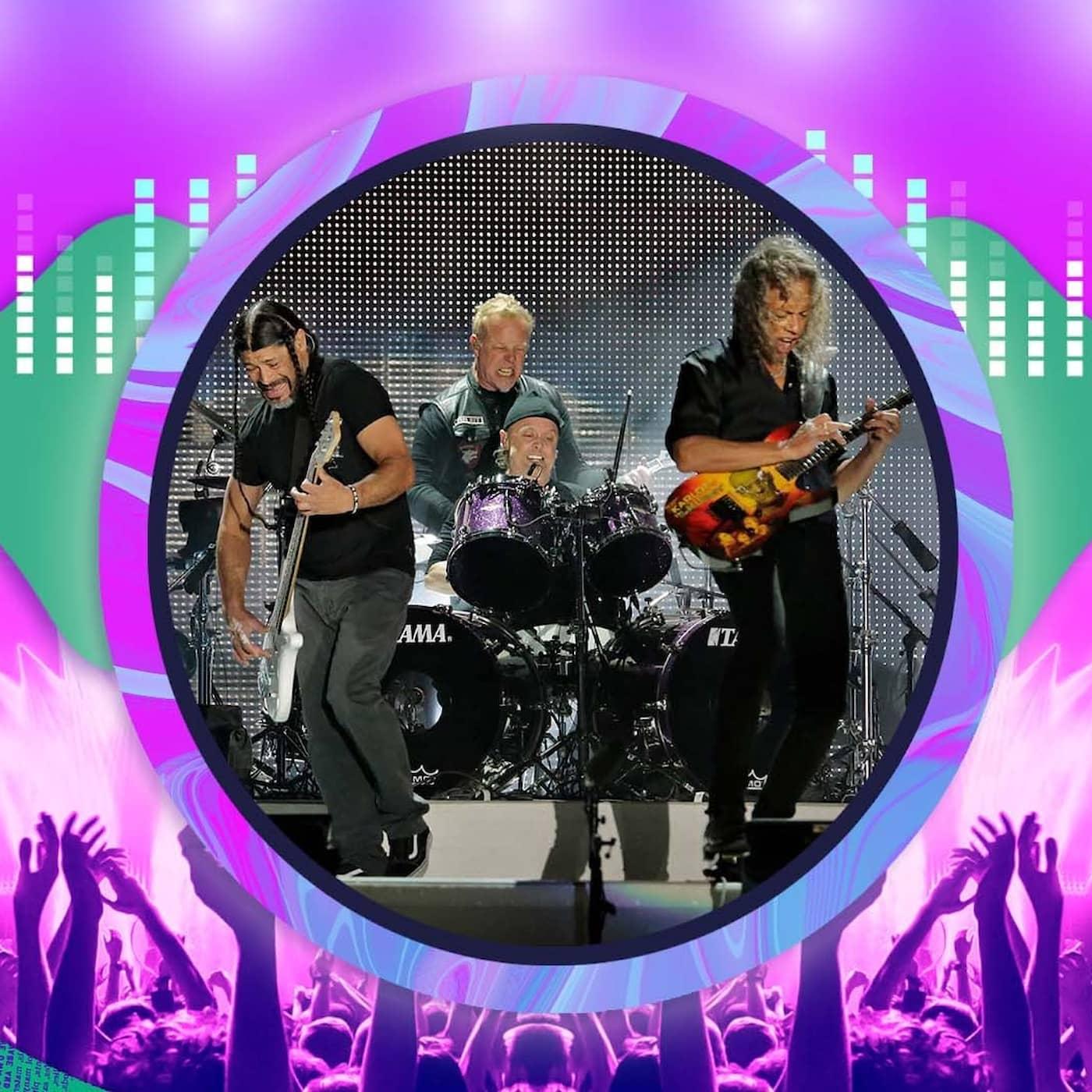 Metallica - från metal till mainstream