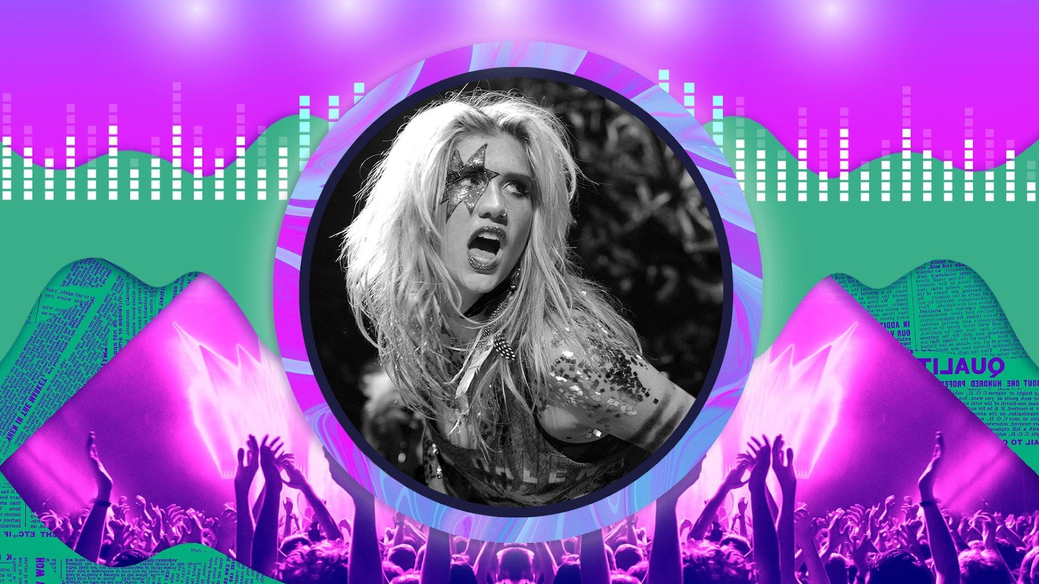 Kesha - berättelsen om musikbranschen och metoo