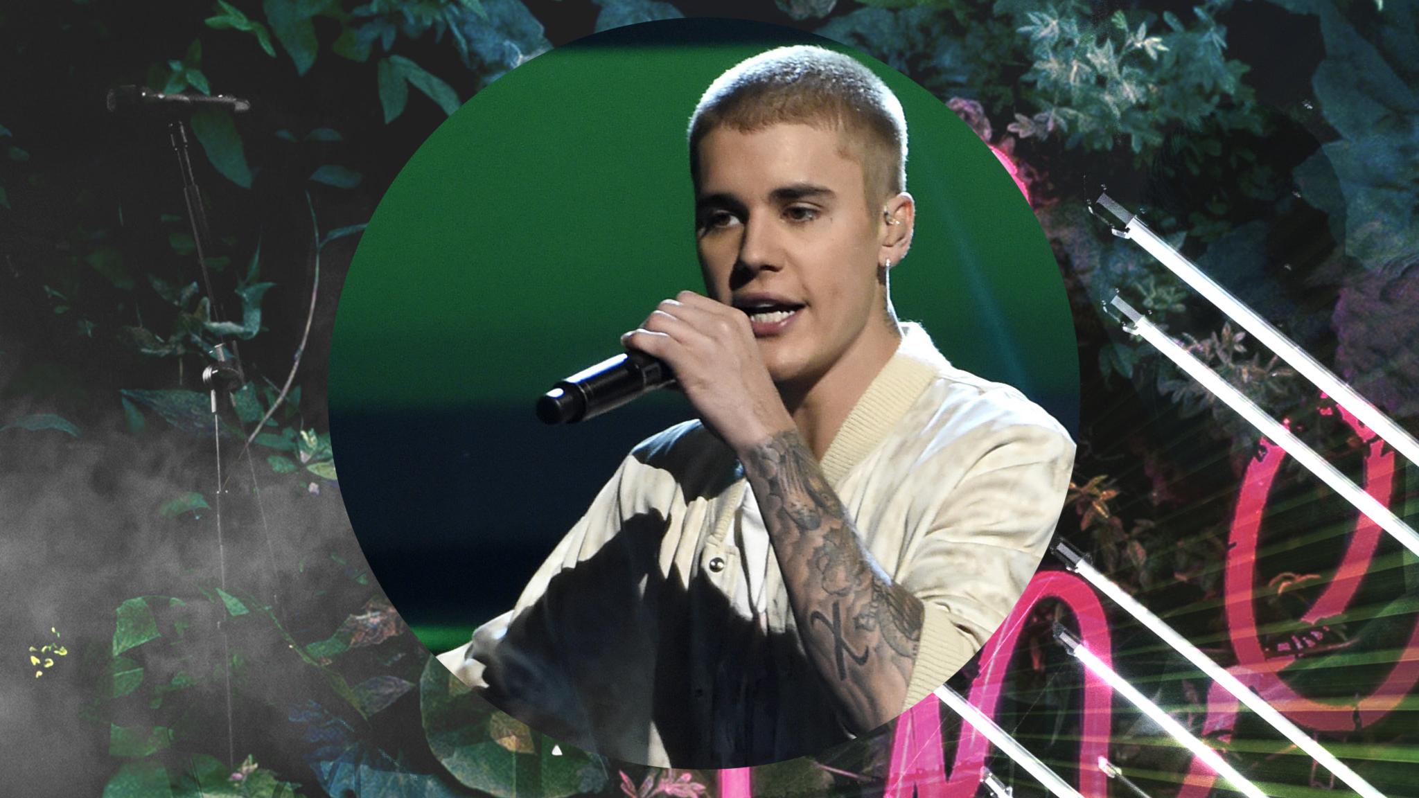Justin Bieber  – Underbarnet som spårade ur
