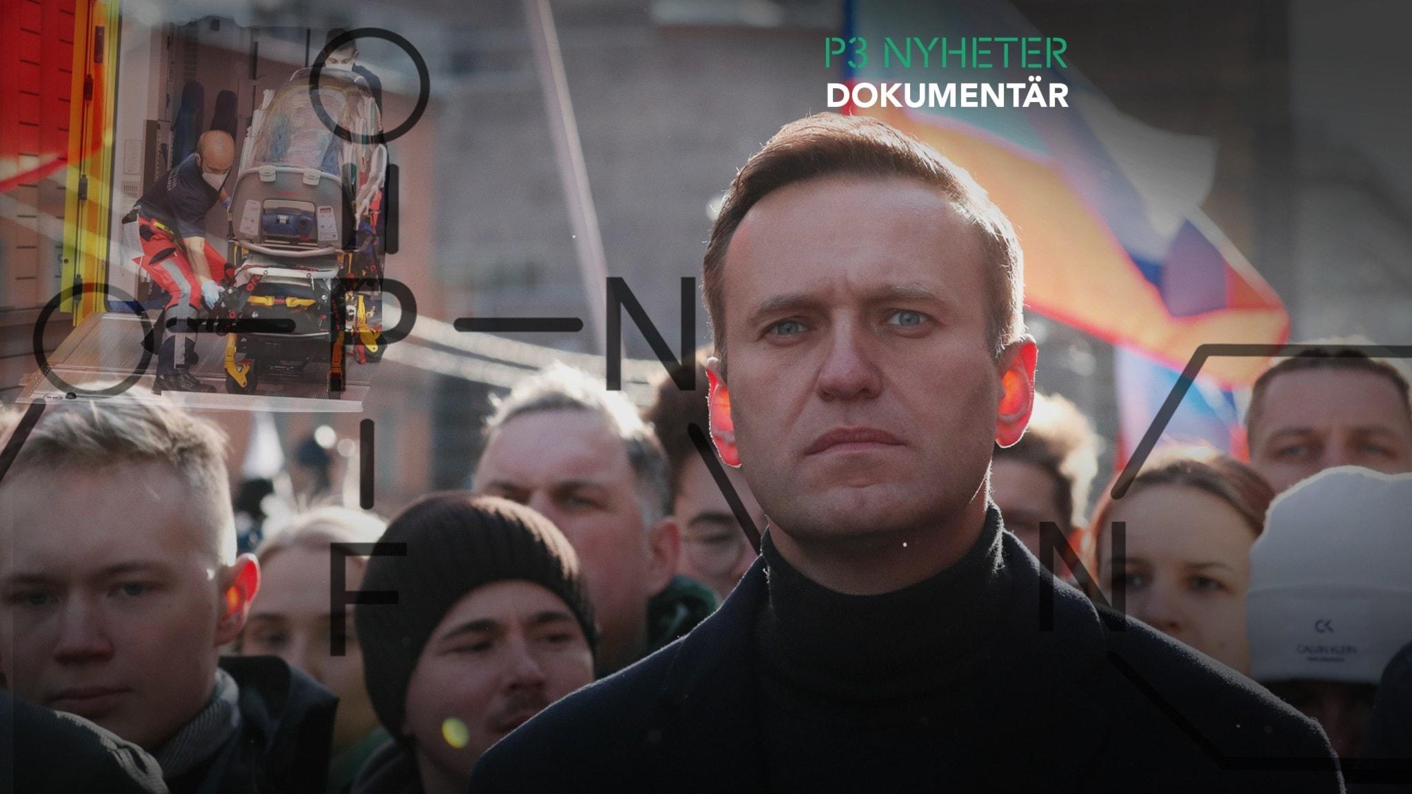 PODDTIPS: Förgiftningen av Putinkritikern Aleksej Navalnyj