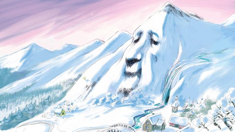 Berget Sïlpevaerie