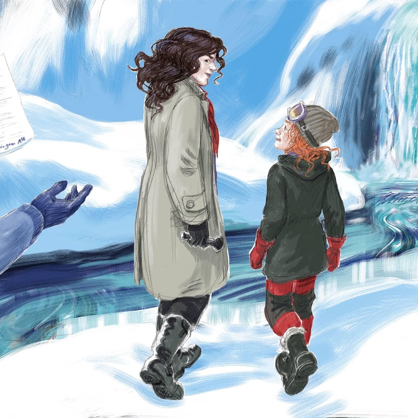 Julkalendern 2018: Tonje i Glimmerdalen