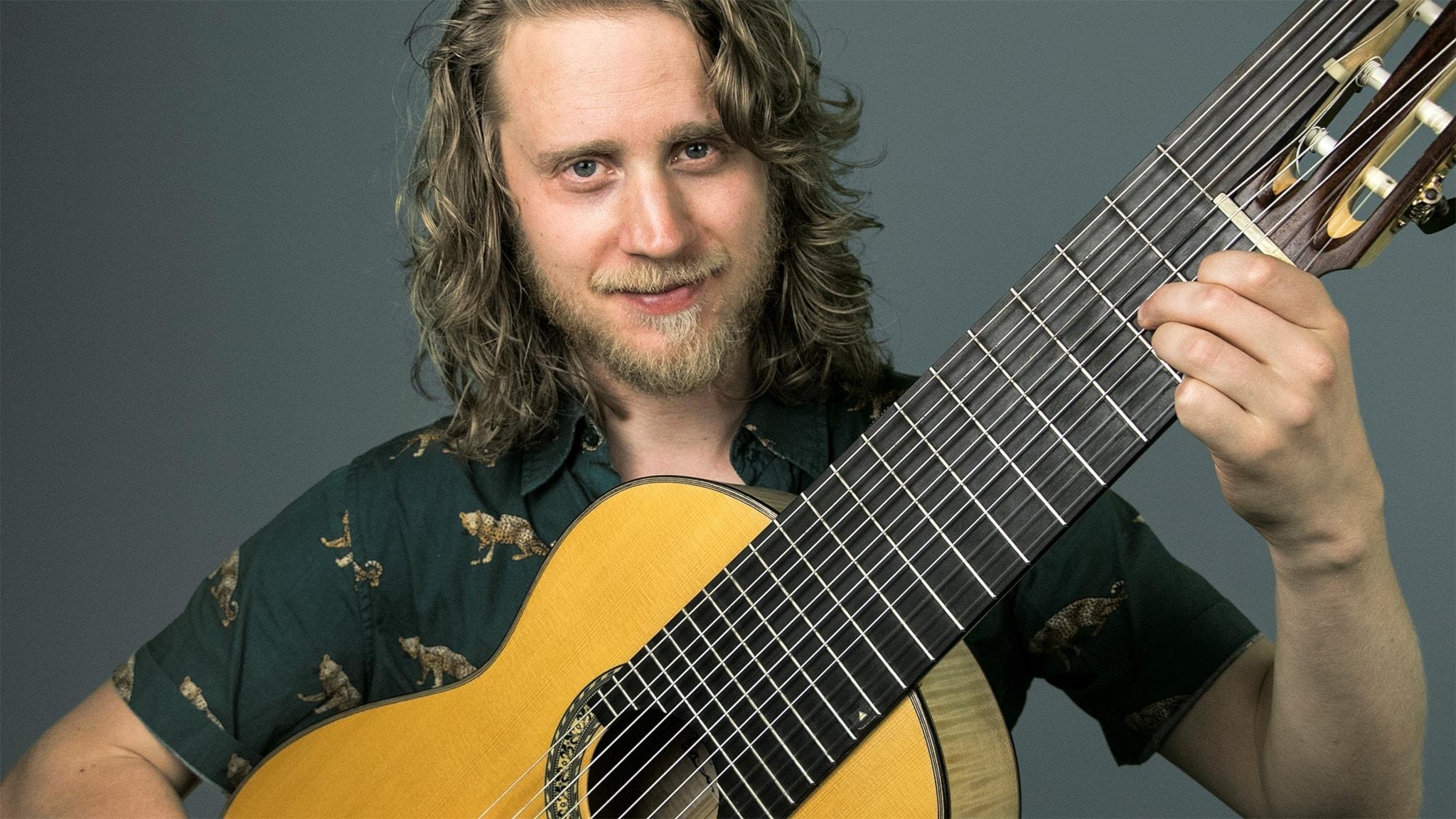 Gitarren med Marcus Strand