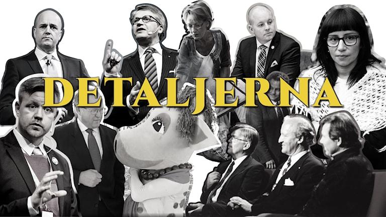 Små händelser i svensk politik som gjort stora avtryck i vår samtid.